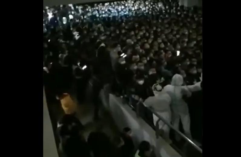 China| 7 cazuri Covid depistate pe aeroportul din Shanghai, 18.000 de teste în câteva ore