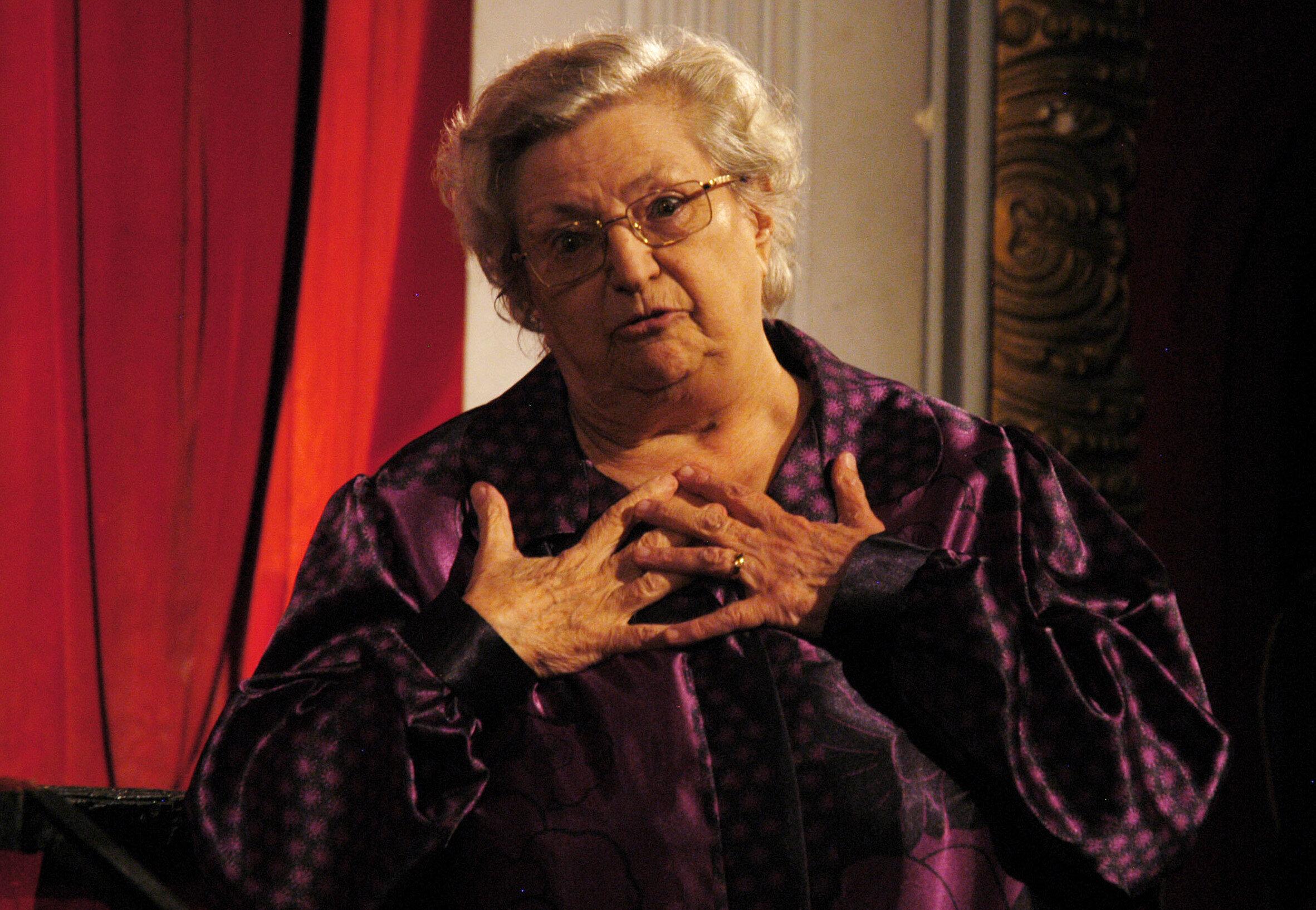 A murit actrița Draga Olteanu Matei