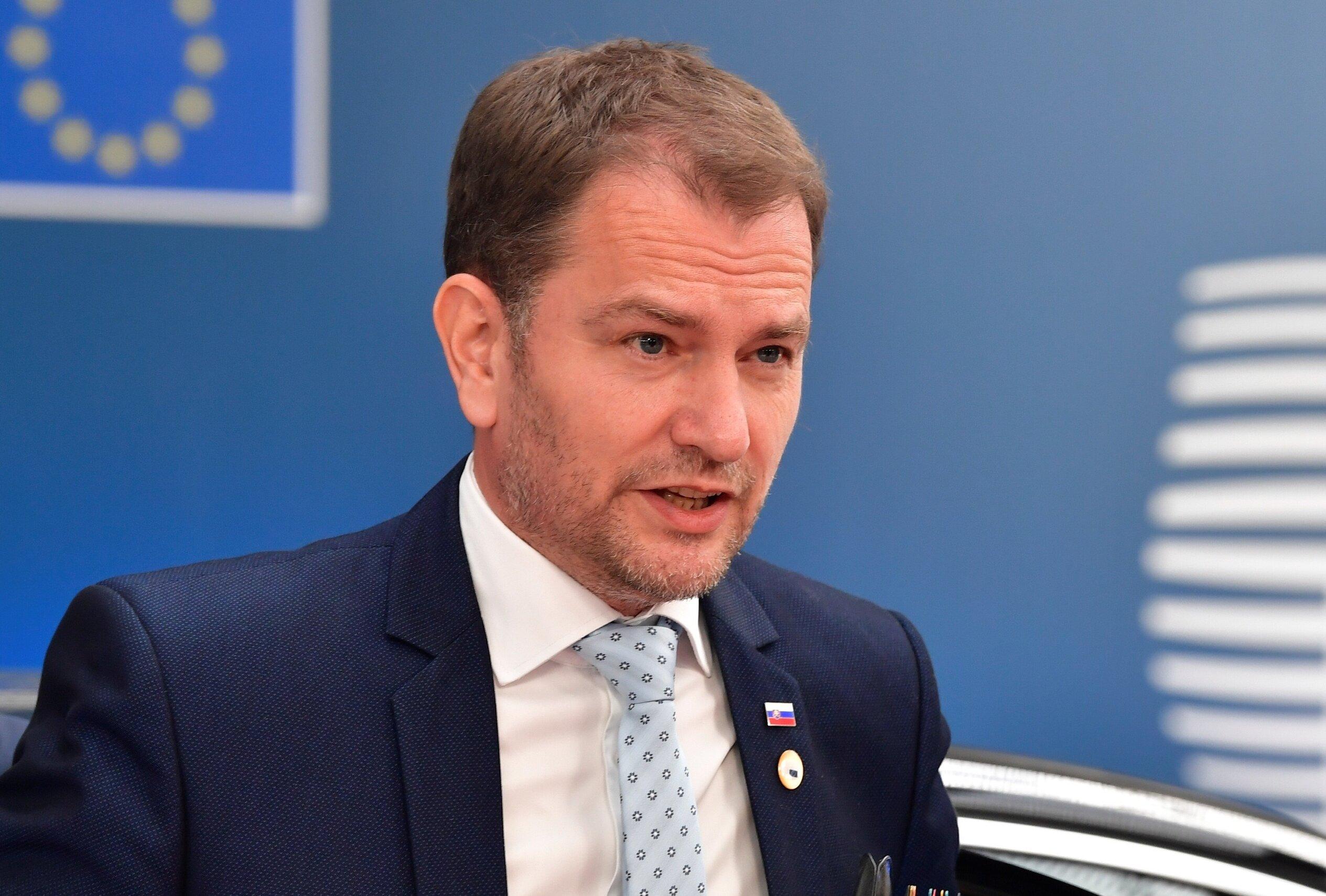 """""""Am găsit arma atomică împotriva Covid"""", spune premierul slovac referitor la testarea în masă"""