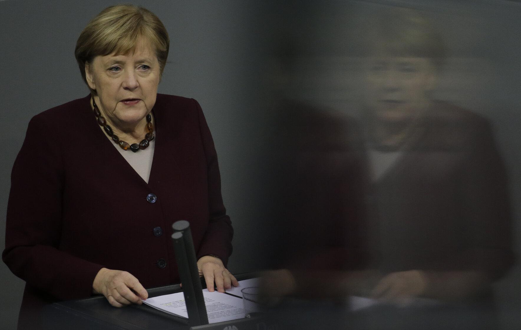"""Germania extinde restricțiile până în ianuarie. Merkel: """"Trebuie să depunem eforturi"""""""