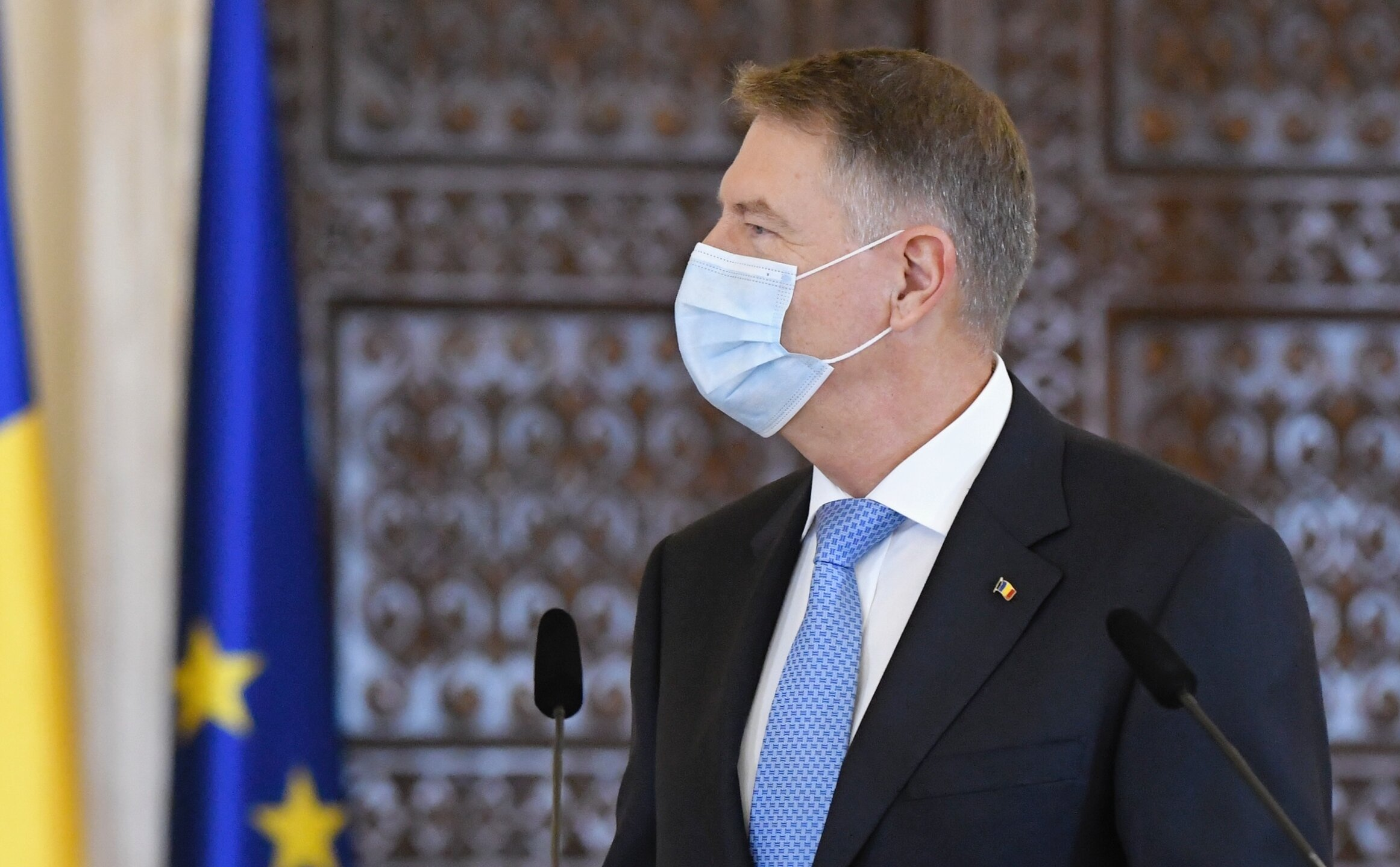 """Iohannis a pierdut noțiunea timpului: """"Vaccinarea începe pe 27 SEPTEMBRIE"""". Nu vom avea restricții noi"""