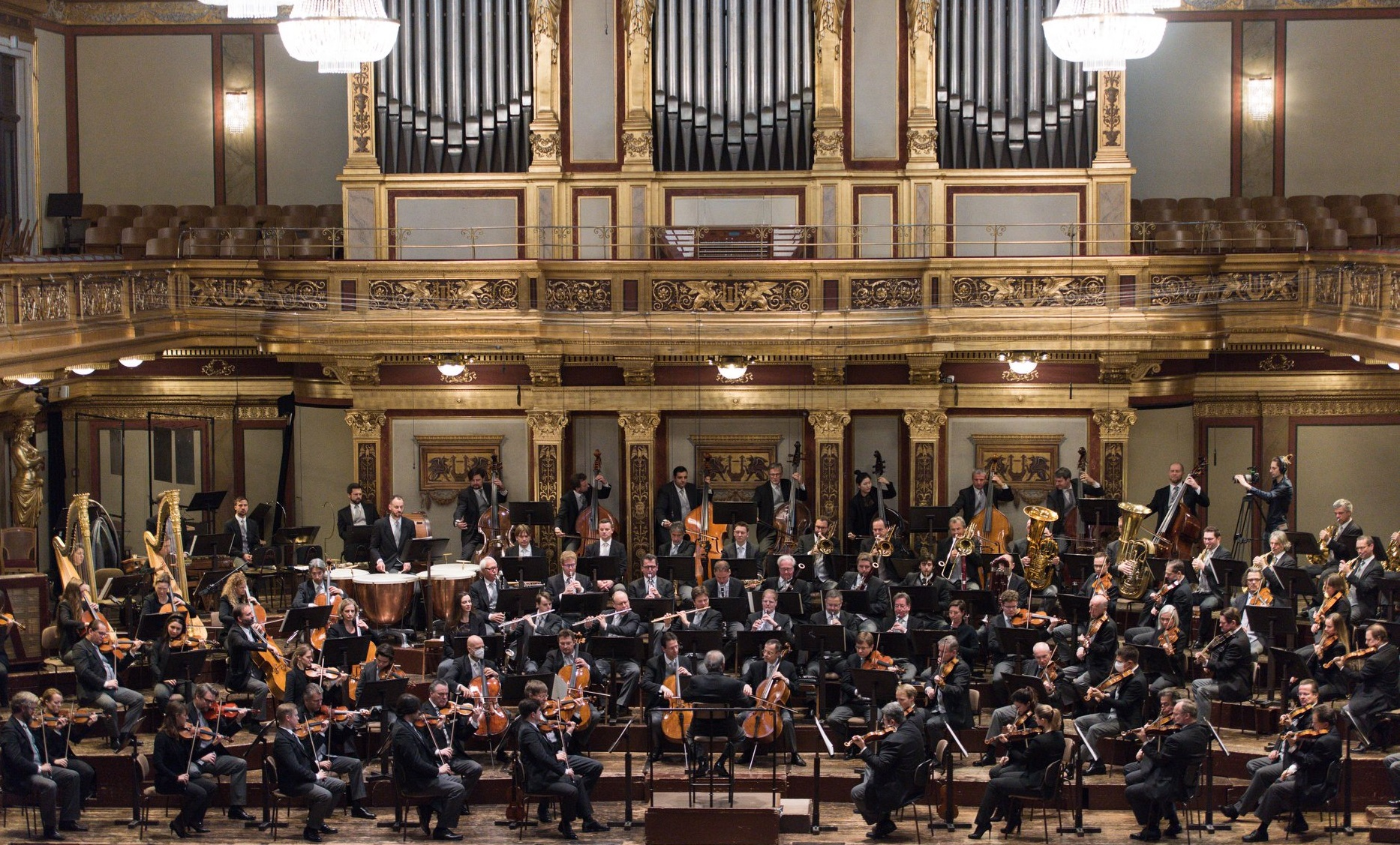 Ai acces gratuit la Concertul de Anul Nou al Filarmonicii din Viena, online. Au început înscrierile