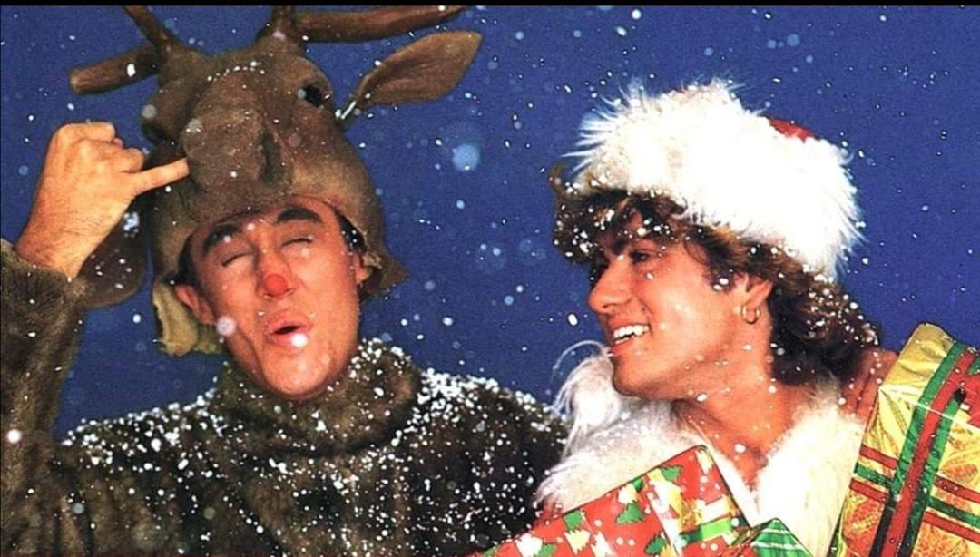"""""""Last Christmas"""" de la Wham!, în sfârșit pe primul loc în top, la 36 de ani de la lansare"""