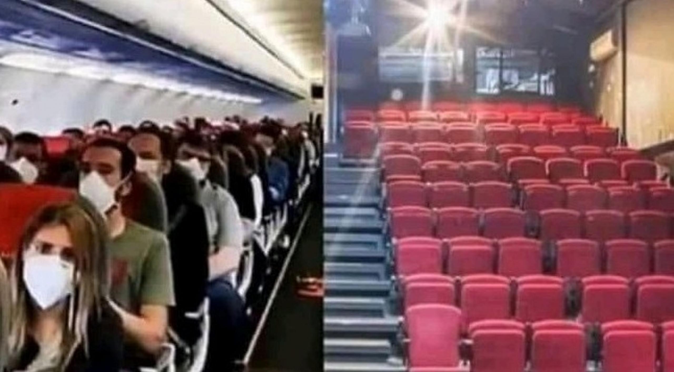 """Călătoriile cu avionul sunt permise, dar teatrele rămân închise. """"O victimă colaterală"""""""