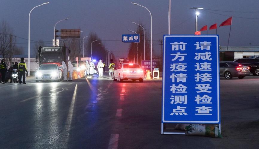 Un nou focar Covid în China. 11 milioane de cetățeni sunt izolați