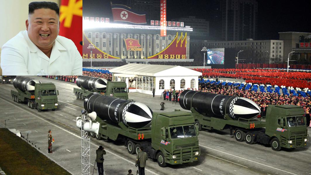"""Kim Jong-un se laudă cu o nouă rachetă. """"Este cea mai puternică armă din lume"""", spun nord-coreenii"""