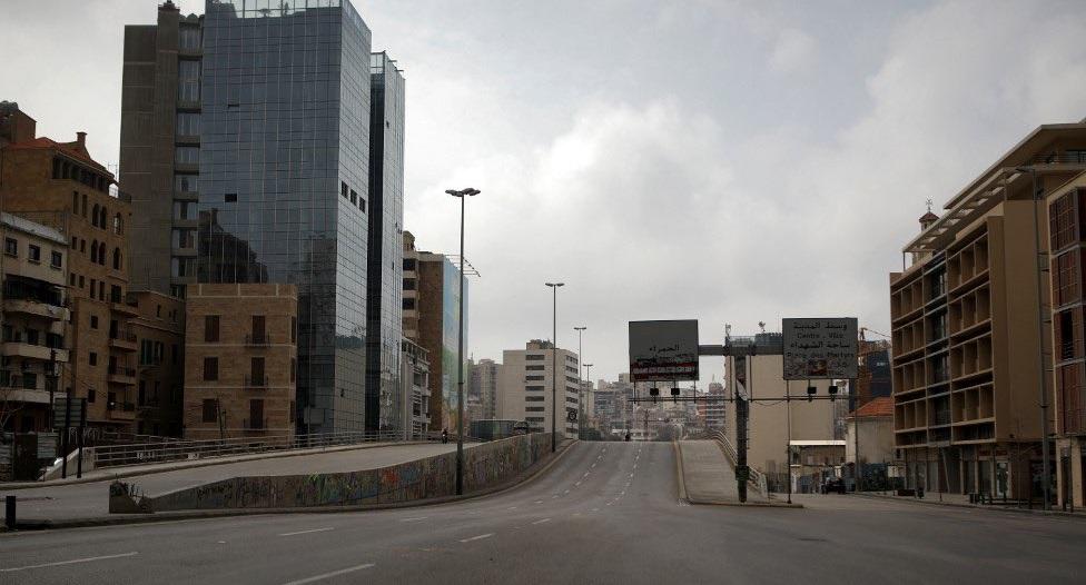 Liban| Carantină totală: Nu ai voie să ieși din casă nici pentru a-ți cumpăra mâncare sau pentru a-ți plimba animalul de companie