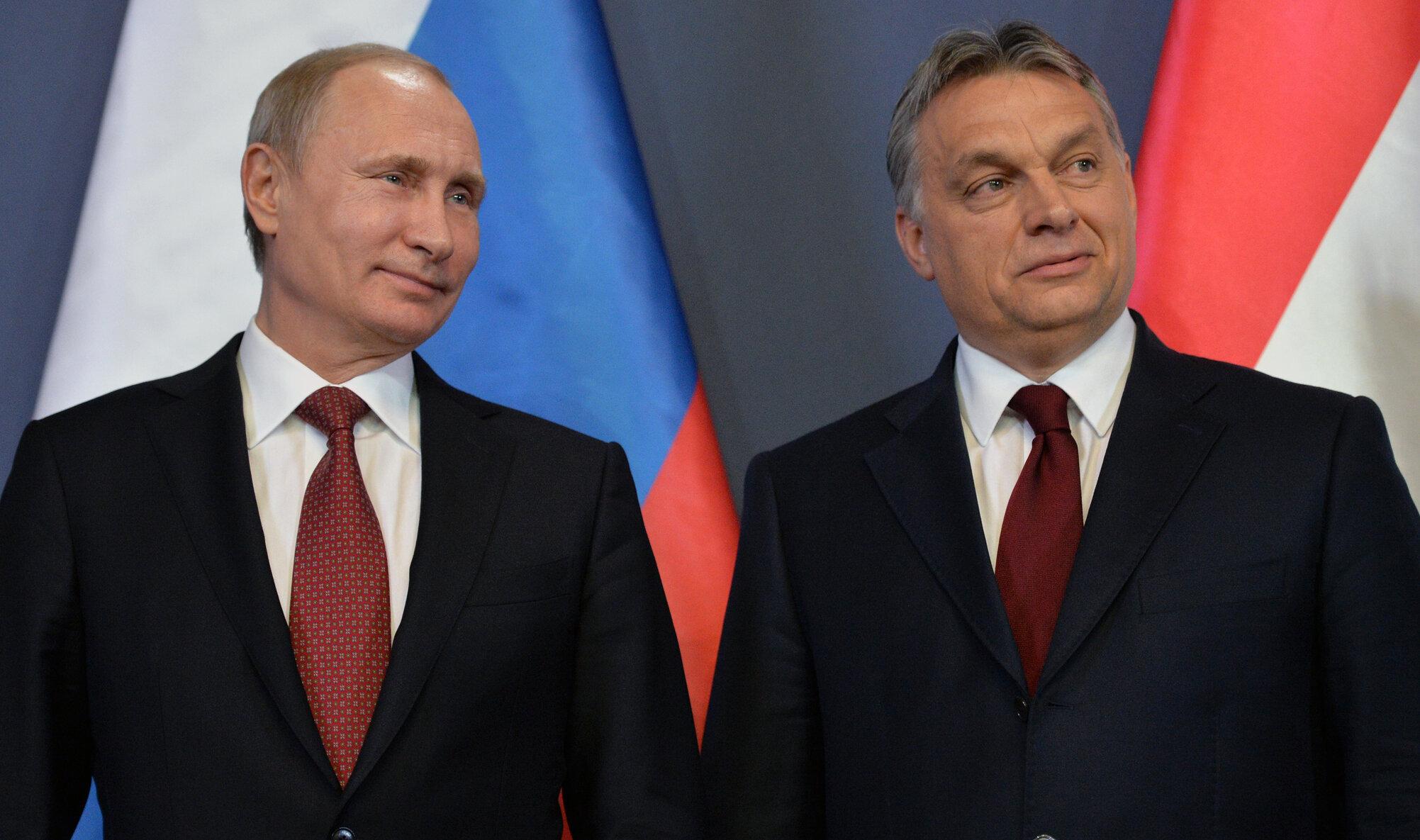 Ungurii nu se vaccinează, de teamă că Viktor Orban le va livra vaccin rusesc în flacon american
