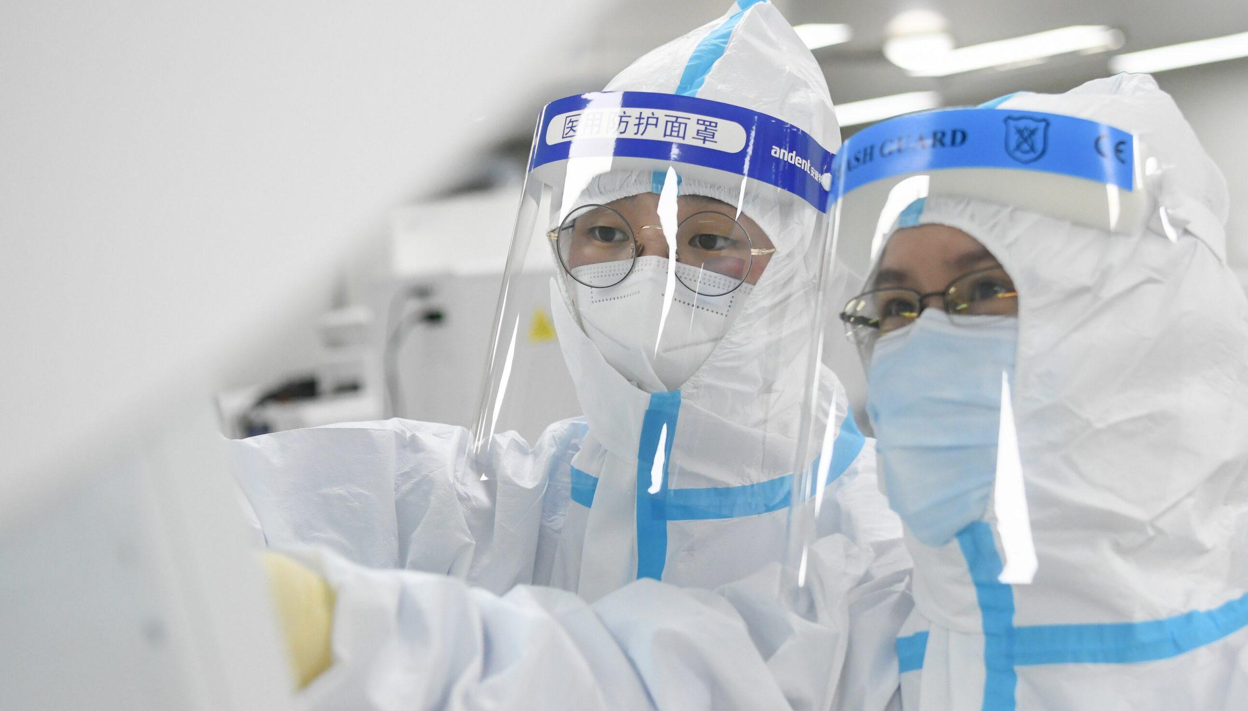 """SUA publică informații despre laboratorul din Wuhan. """"Câțiva cercetători s-au infectat în toamna lui 2019"""""""