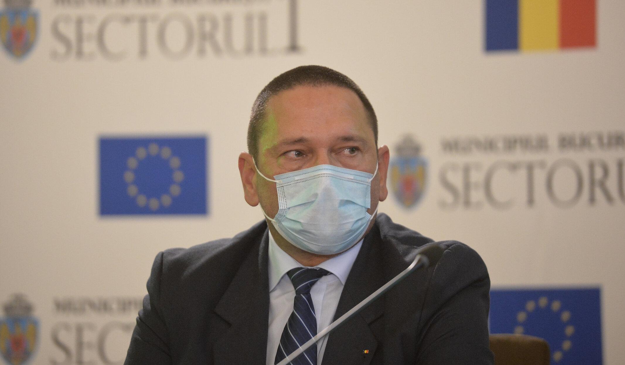 Traian Berbeceanu anunță că anumite restricții se vor relaxa în Capitală, dacă rata de incidență se menține la un nivel scăzut în următoarele 48 de ore