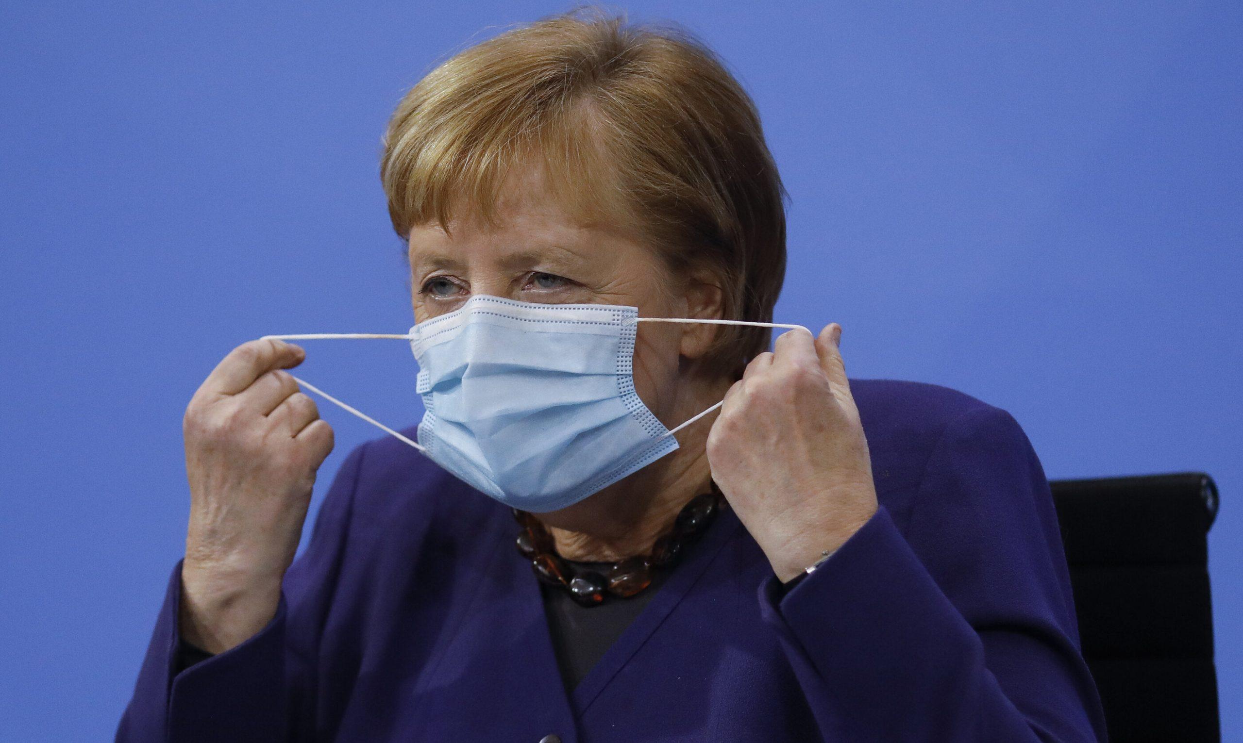 """Germania, mai afectată de Covid-19 decât în primăvară. Urmează """"cea mai grea fază a pandemiei"""", spune Merkel"""