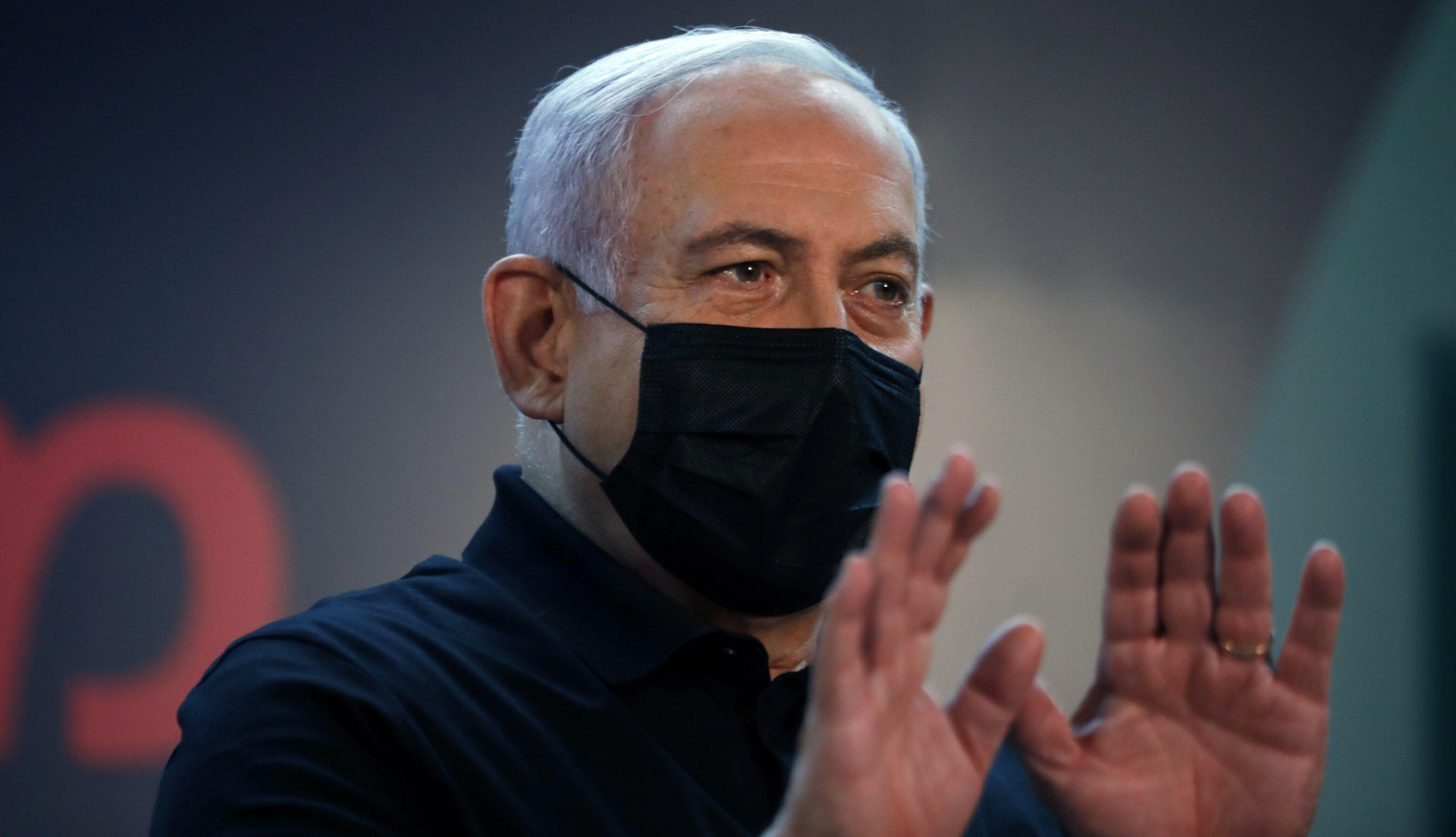 """Netanyahu interzice zborurile din și către Israel, de teama noilor tulpini ale SARS-Cov-2. """"Sigilăm cerul"""""""
