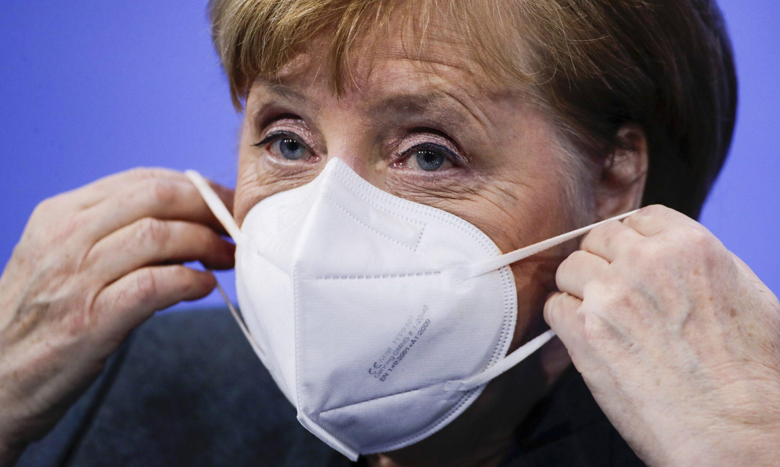 """Germania extinde restricțiile până pe 14 februarie. """"Trebuie să acționăm acum"""", spune Merkel"""
