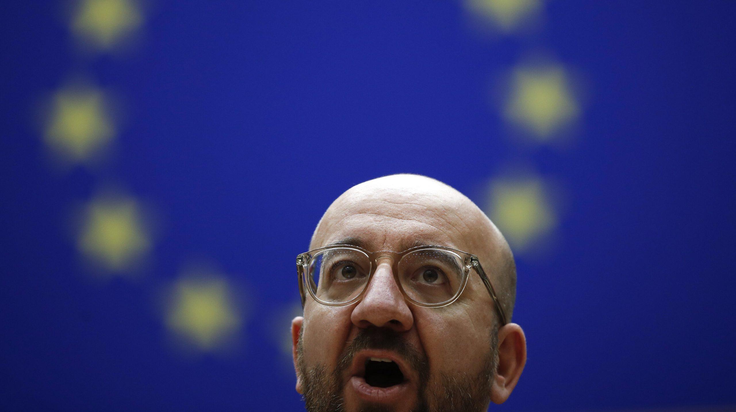 """Președintele Consiliului European cere un """"certificat de vaccinare"""" recunoscut la nivel mondial, dar spune că """"nu trebuie să ne grăbim"""""""
