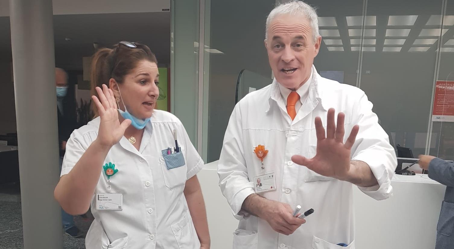 """""""Vom reveni la viața normală abia în vara anului 2022"""", spune epidemiologul Didier Pittet"""