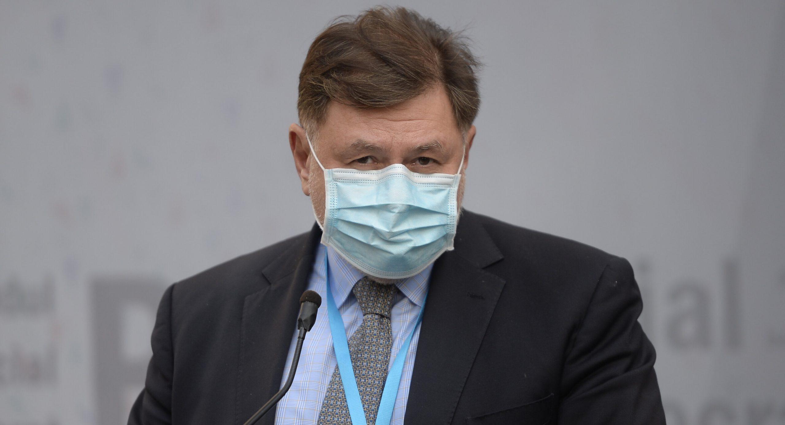 """Ce vaccin anti-Covid ar prefera Alexandru Rafila, dacă ar putea alege. """"Este suficient pentru cineva care a trecut prin boală"""""""
