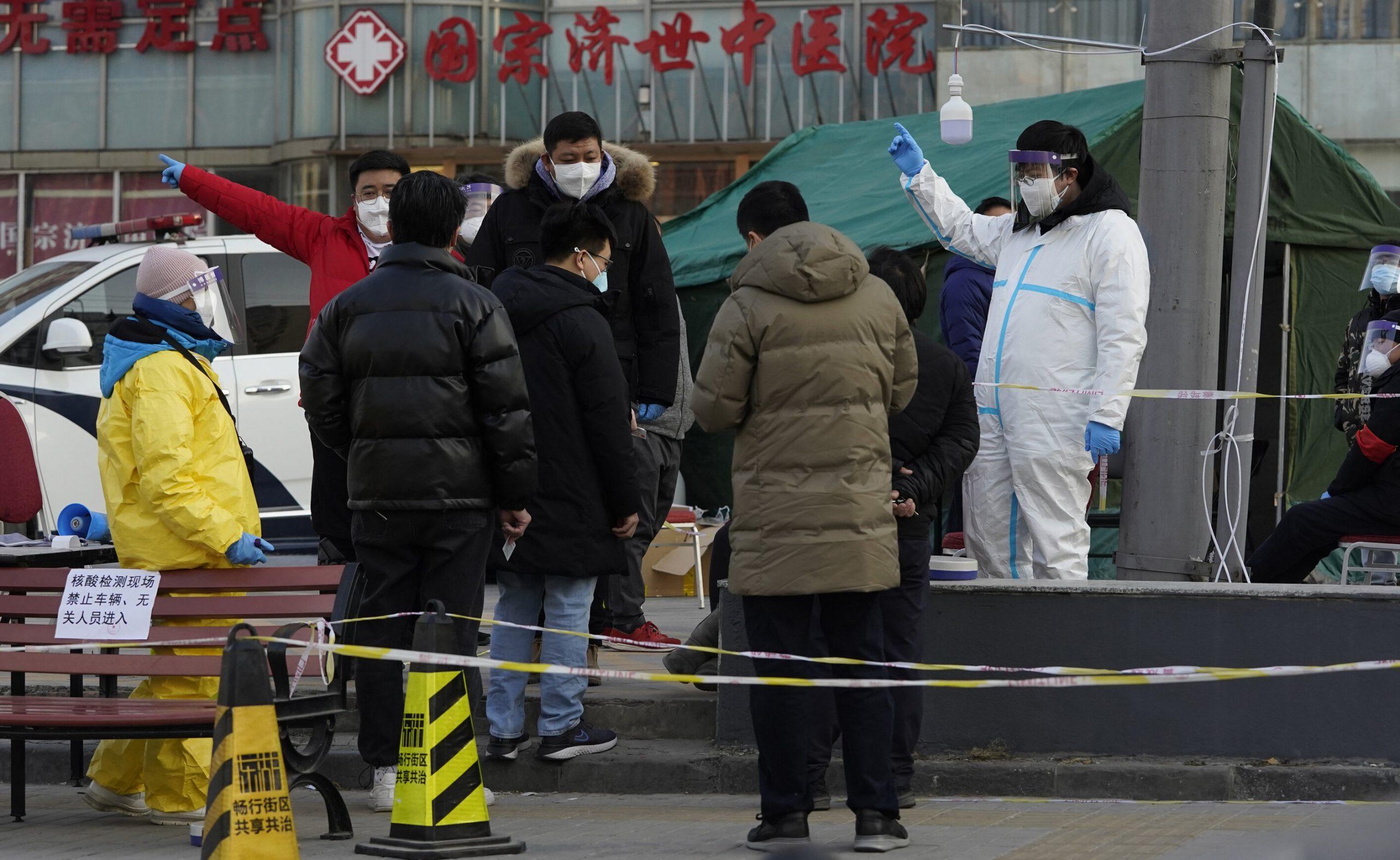 China, acuzată că a folosit teste anale pentru depistarea COVID-19 pe diplomații americani