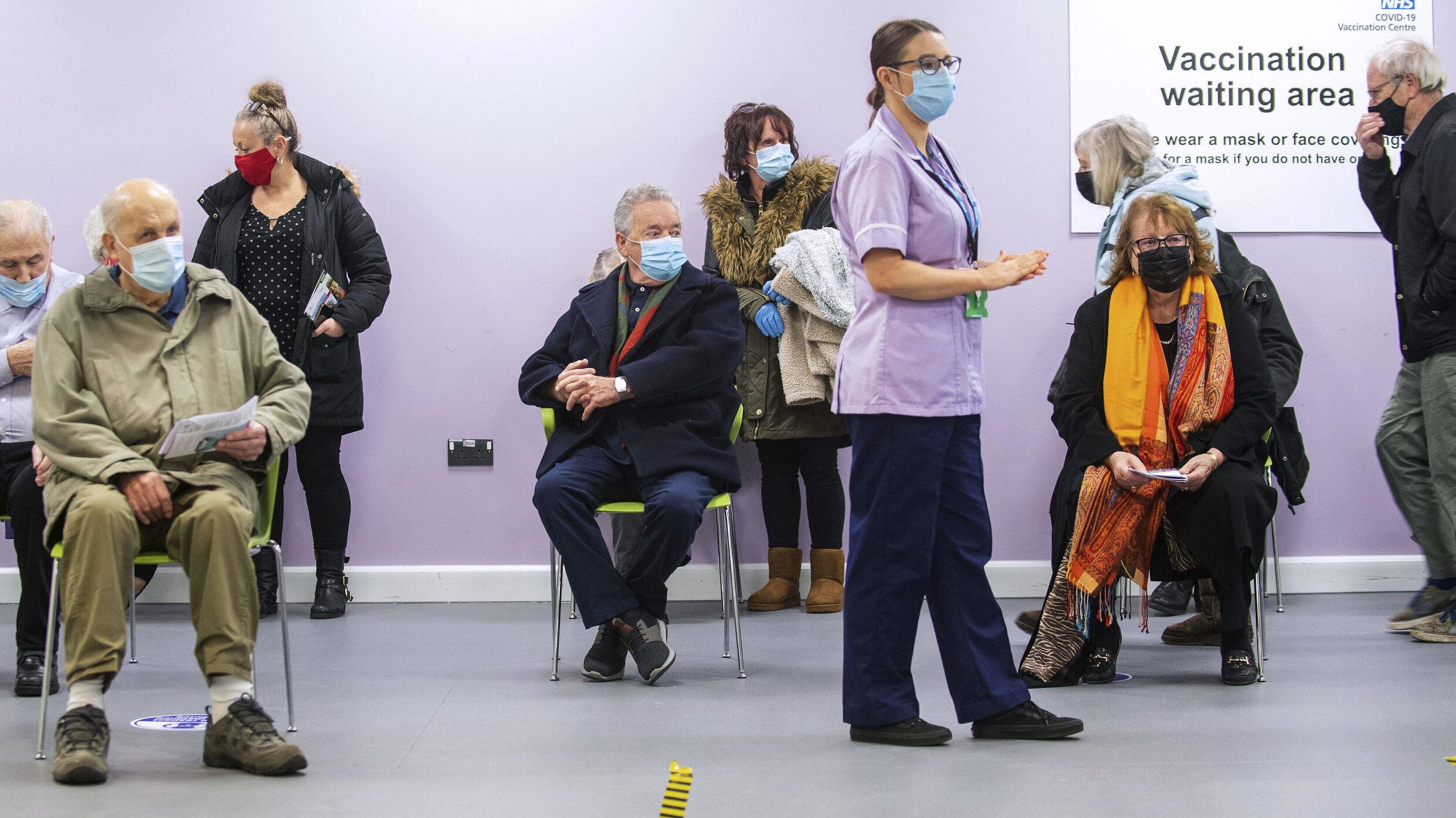 OMS solicită accelerarea procesului de vaccinare în Europa, pe fondul temerilor legate de noile variante