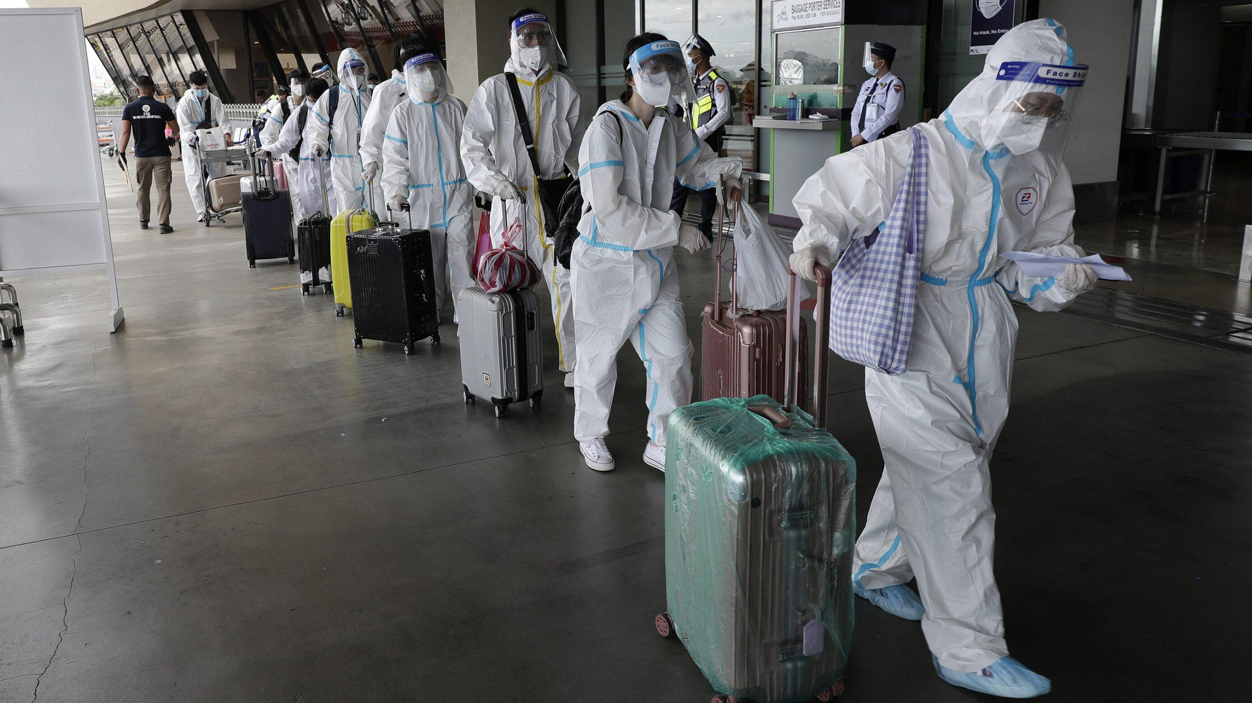 """Germania recomandă cetățenilor săi să nu călătorească în China, din cauza """"testelor invazive și restricțiilor abuzive"""""""