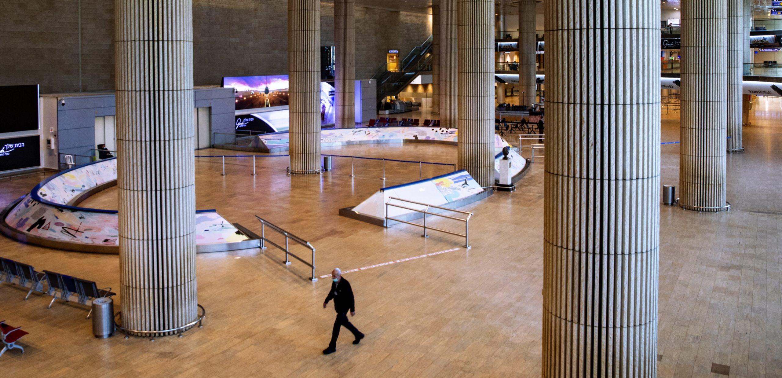 Israel  Accesul în teatre și mall-uri se va face doar pe baza certificatului de vaccinare, valabil șase luni de la rapel