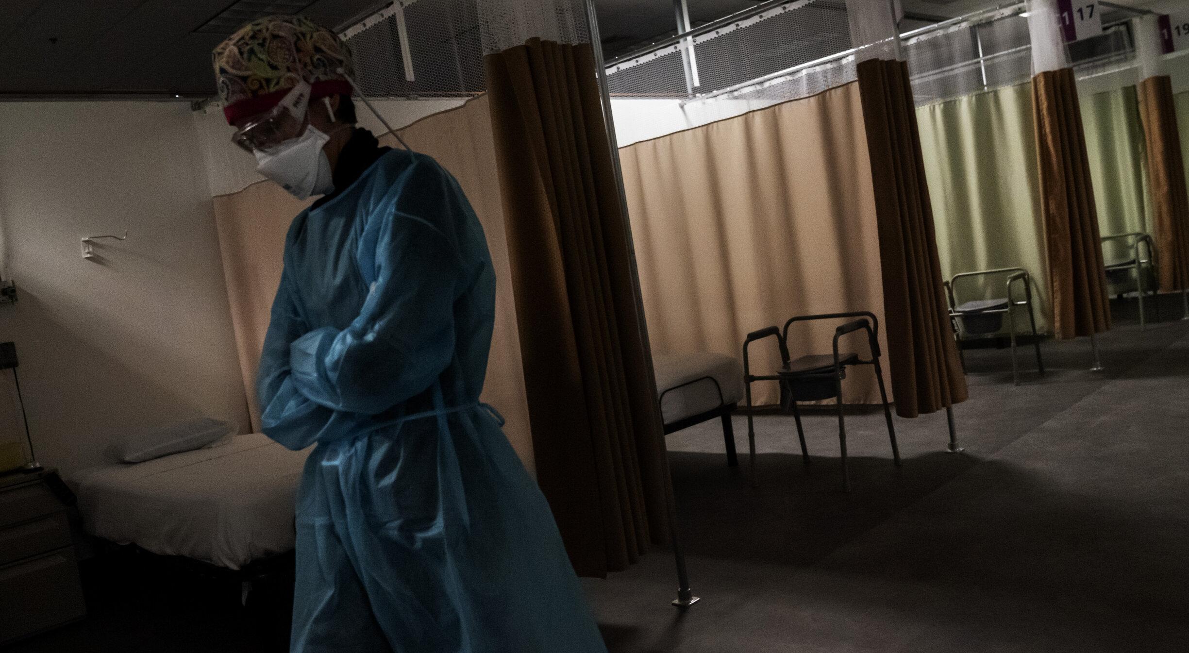 Medic decedat de Covid după ce a fost infectat fără să știe și a primit cele două doze ale serului