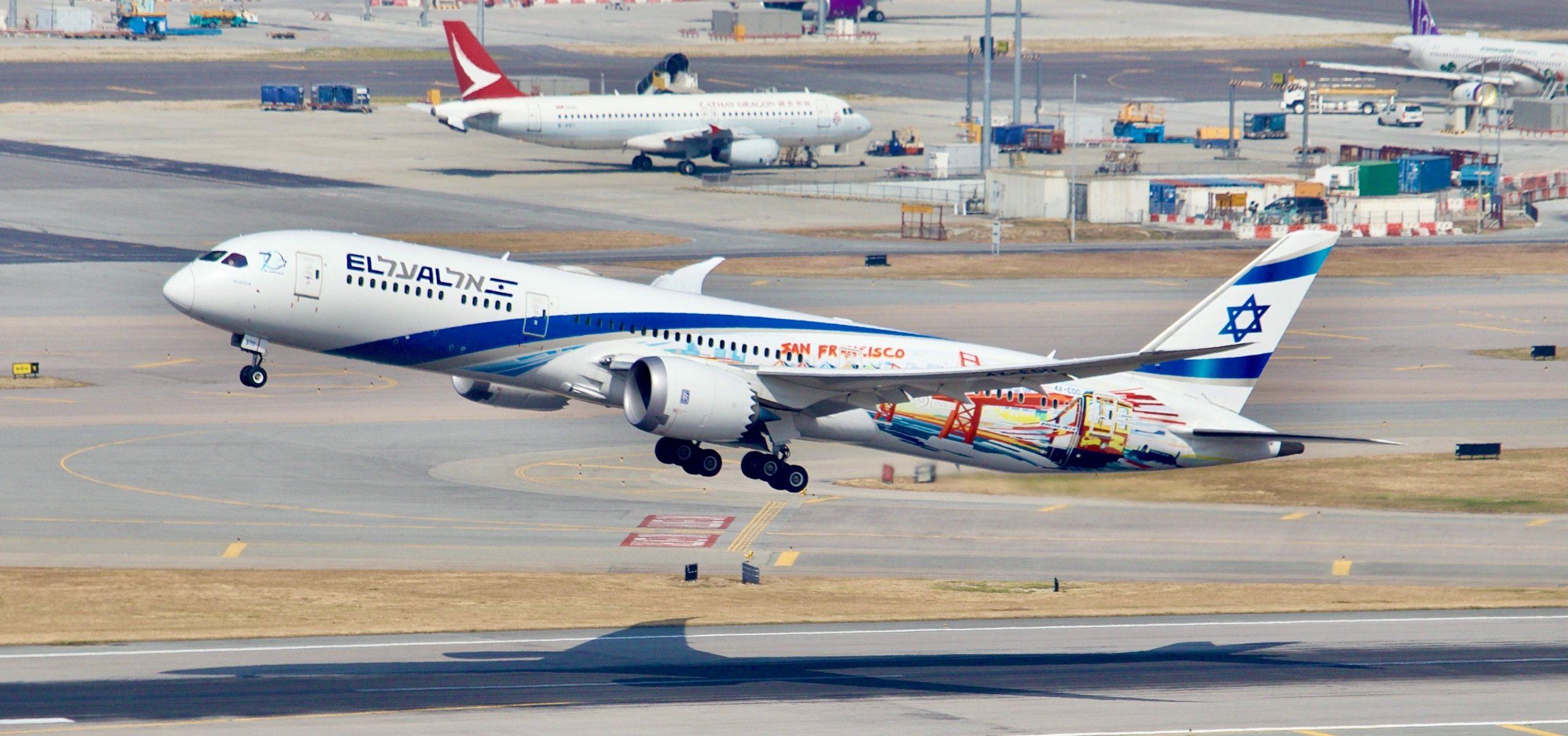 Israel| Primul zbor rezervat exclusiv pasagerilor imunizați natural sau prin vaccinare pleacă spre New York