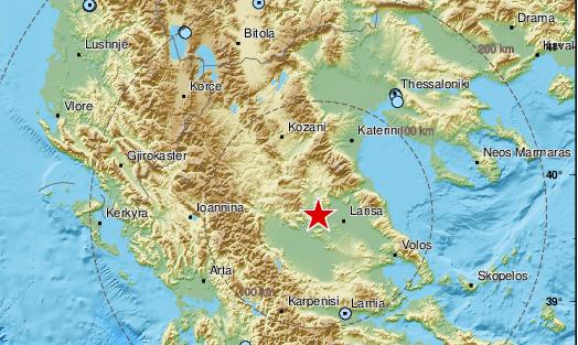 Grecia, zguduită de un cutremur puternic. Oamenii ies din case, speriați