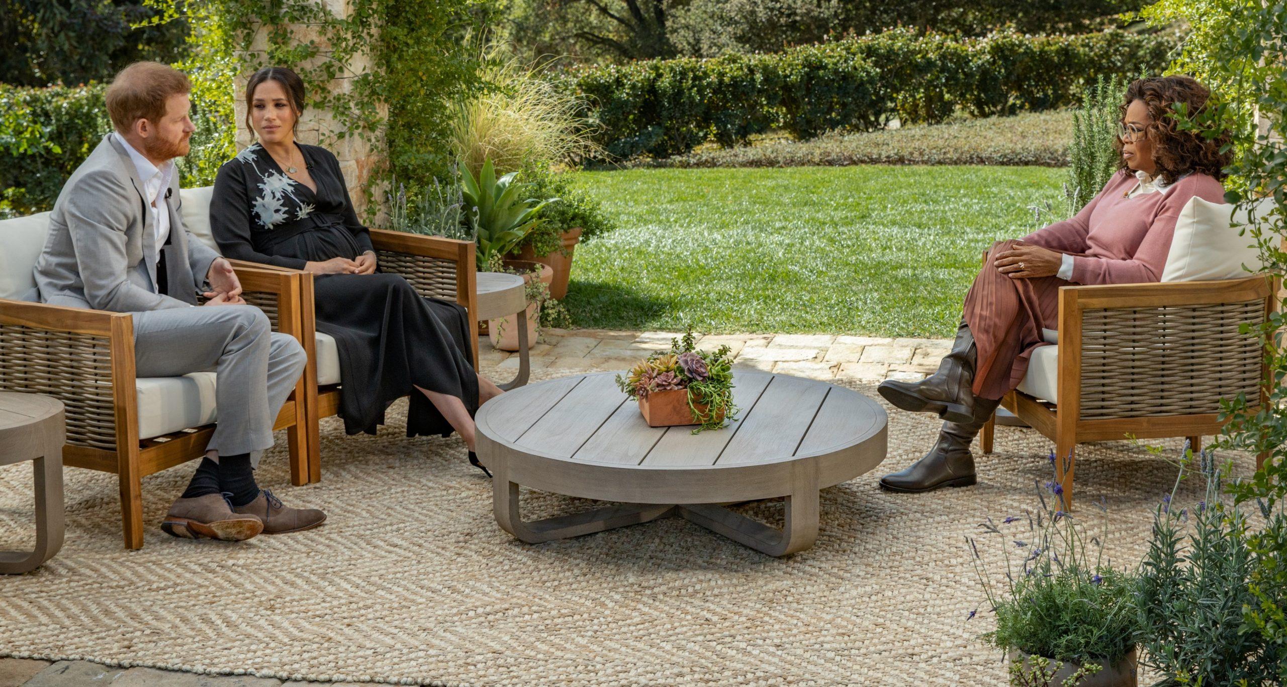 Canalul CBS a plătit 7 milioane de dolari pentru a difuza interviul cu Prințul Harry și Meghan Markle