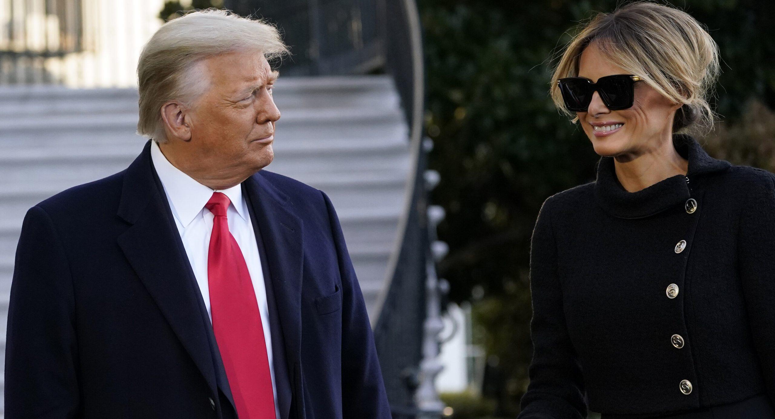 Donald și Melania Trump au fost vaccinați anti-Covid în ianuarie, când încă se aflau la Casa Albă, spun surse apropiate cuplului