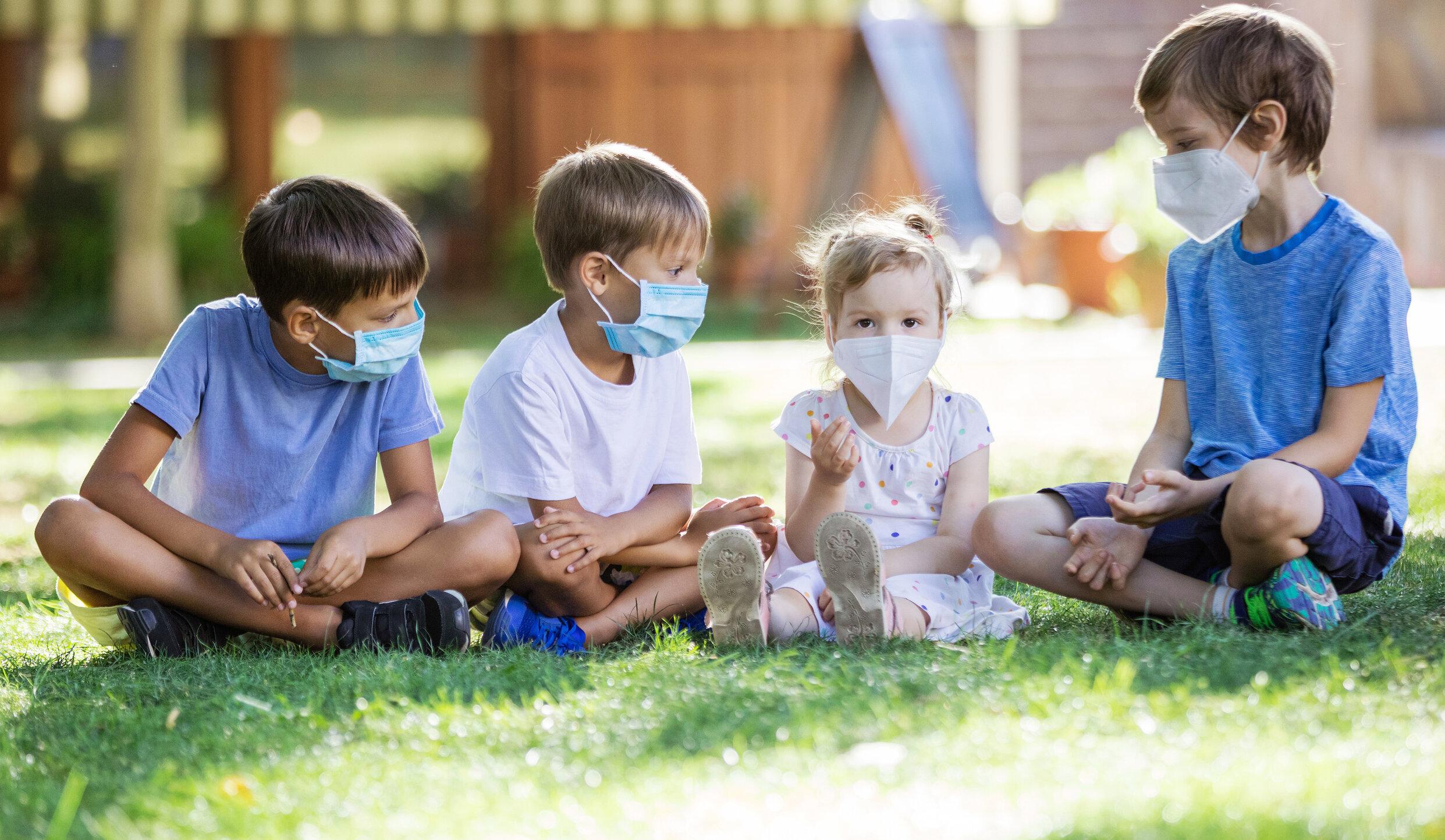 """Copiii sub 10 ani au cele mai mari niveluri de anticorpi anti-Covid. """"Dublu față de adolescenți"""""""