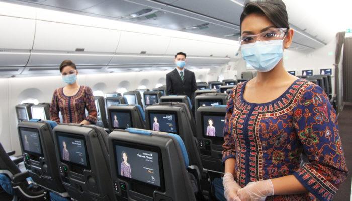 Compania aeriană Singapore Airlines inaugurează un pașaport digital de sănătate