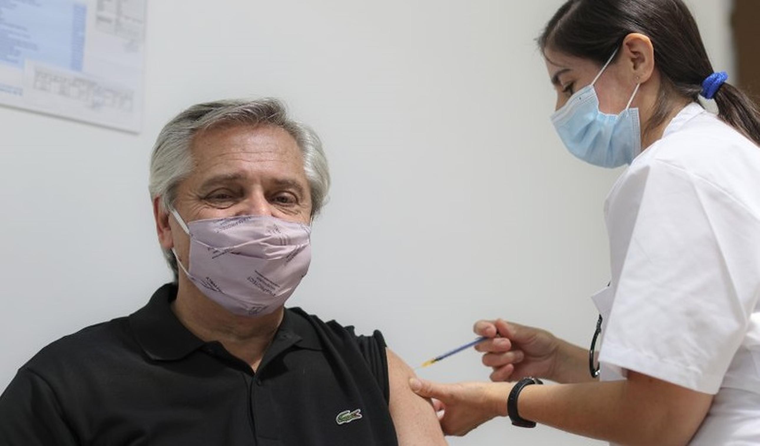 Președintele Argentinei, testat pozitiv pentru Covid-19 după ce a fost vaccinat cu Sputnik V