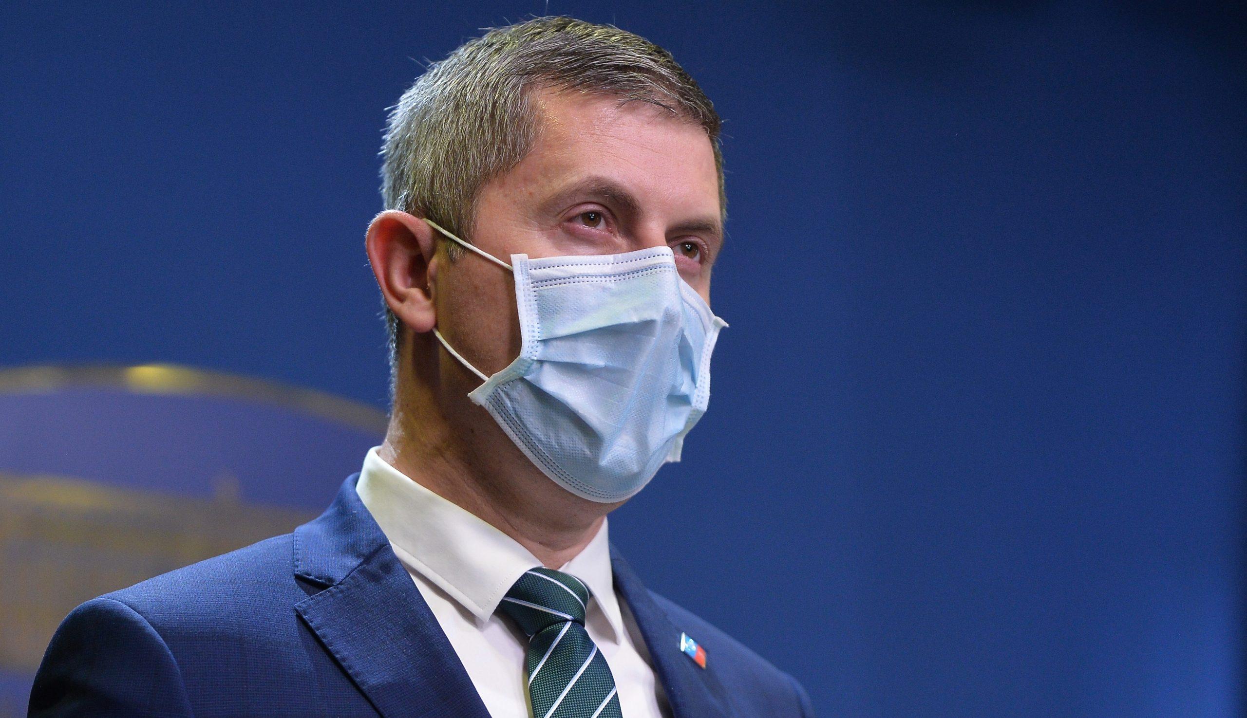"""Alianța USR PLUS cere demiterea premierului Cîțu. Dan Barna: """"L-a demis unilateral pe Vlad Voiculescu, fără nicio evaluare"""""""