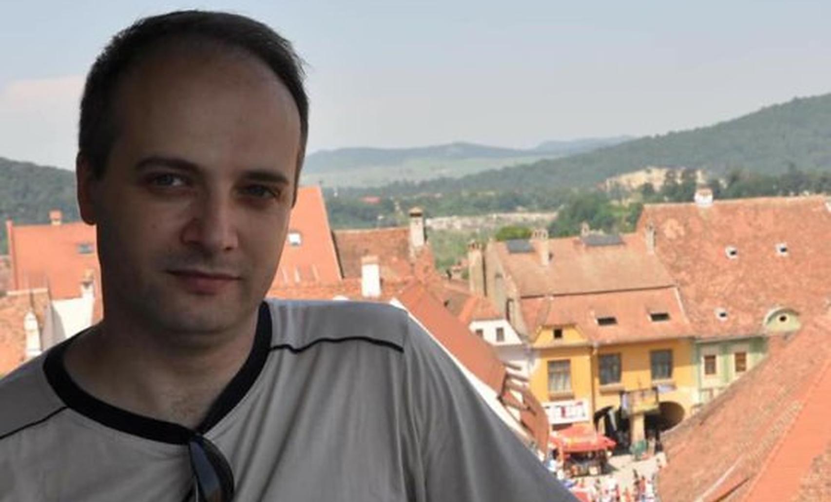 """Cătălin Denciu, medicul român care și-a salvat pacienții în timpul incendiului de la Piatra Neamț, declarat """"Eroul Anului 2020"""" în Belgia"""