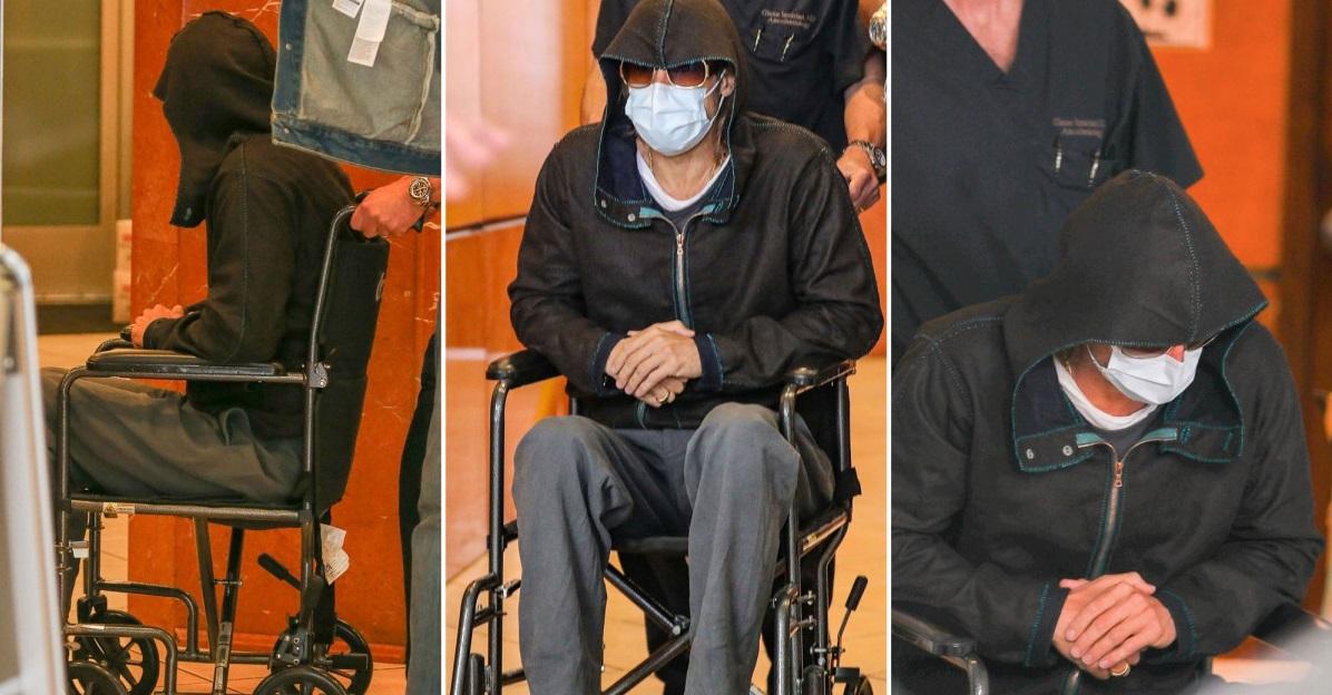 VIDEO| Brad Pitt, în scaun cu rotile înainte de gala premiilor Oscar, a cărei gazdă va fi