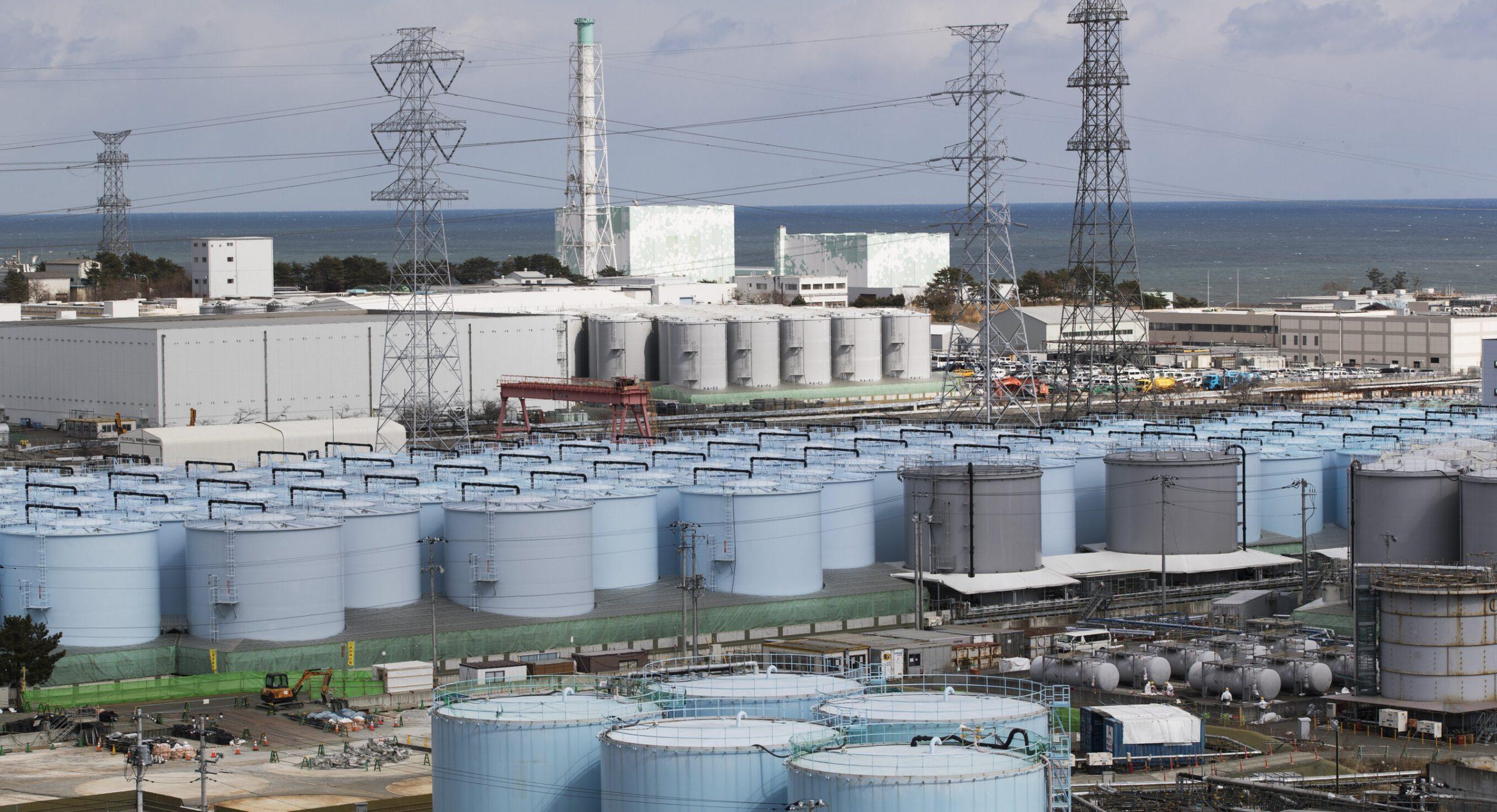 Japonia va deversa în ocean 1 milion de tone de apă contaminată de la centrala nucleară Fukushima