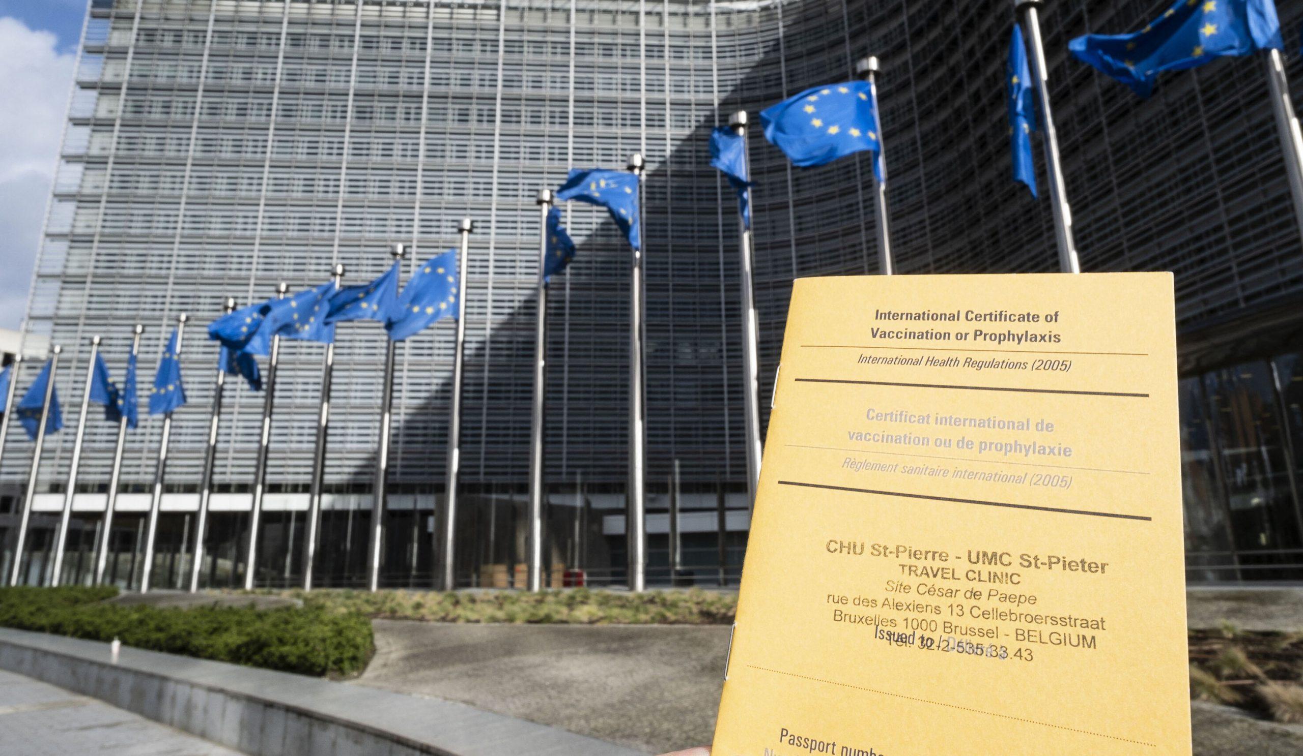UE| Certificatul de sănătate care facilitează libera circulație va fi introdus la finalul lunii iunie, anunță oficialii de la Bruxelles