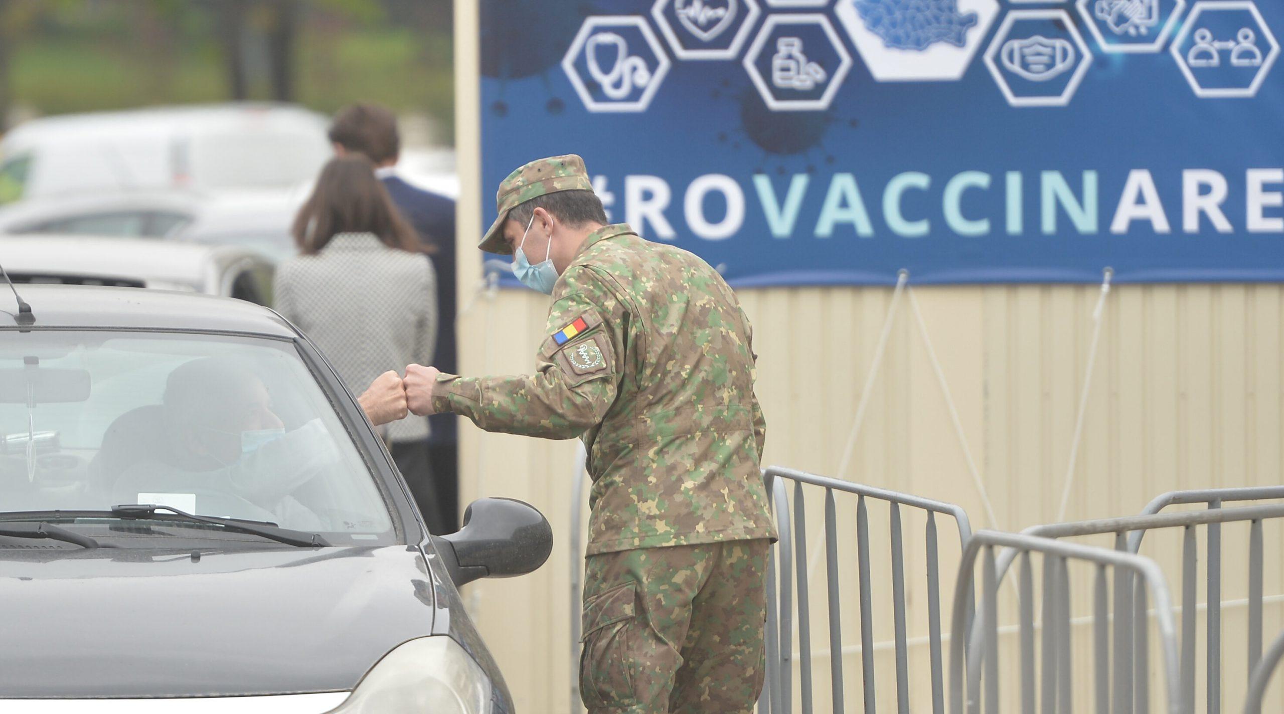 România, țara est-europeană cu cel mai scăzut randament în a-și convinge cetățenii să se vaccineze împotriva Covid