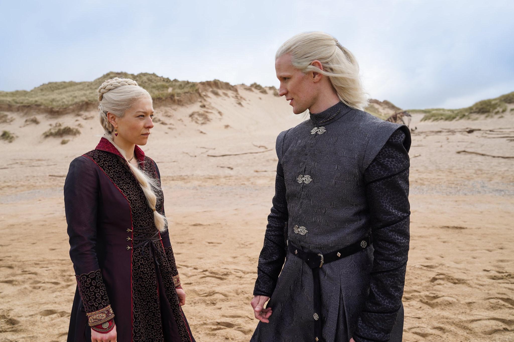 HBO îți arată primele imagini din continuarea serialului Game Of Thrones