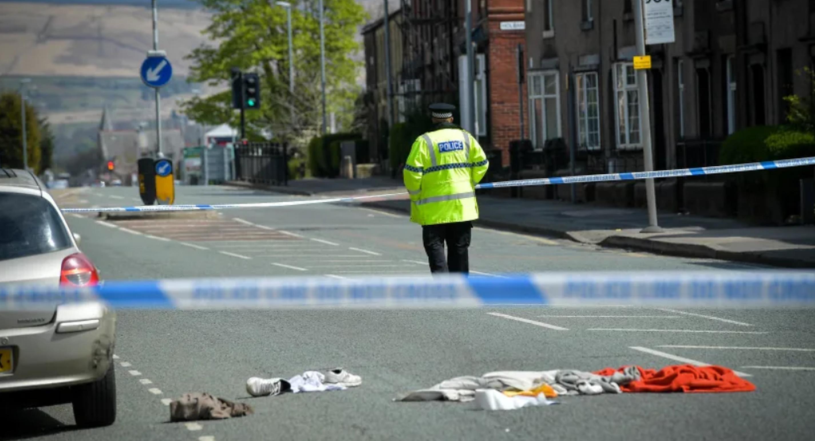 Un britanic a fost călcat de propriul autoturism, pe care hoțul tocmai îl furase