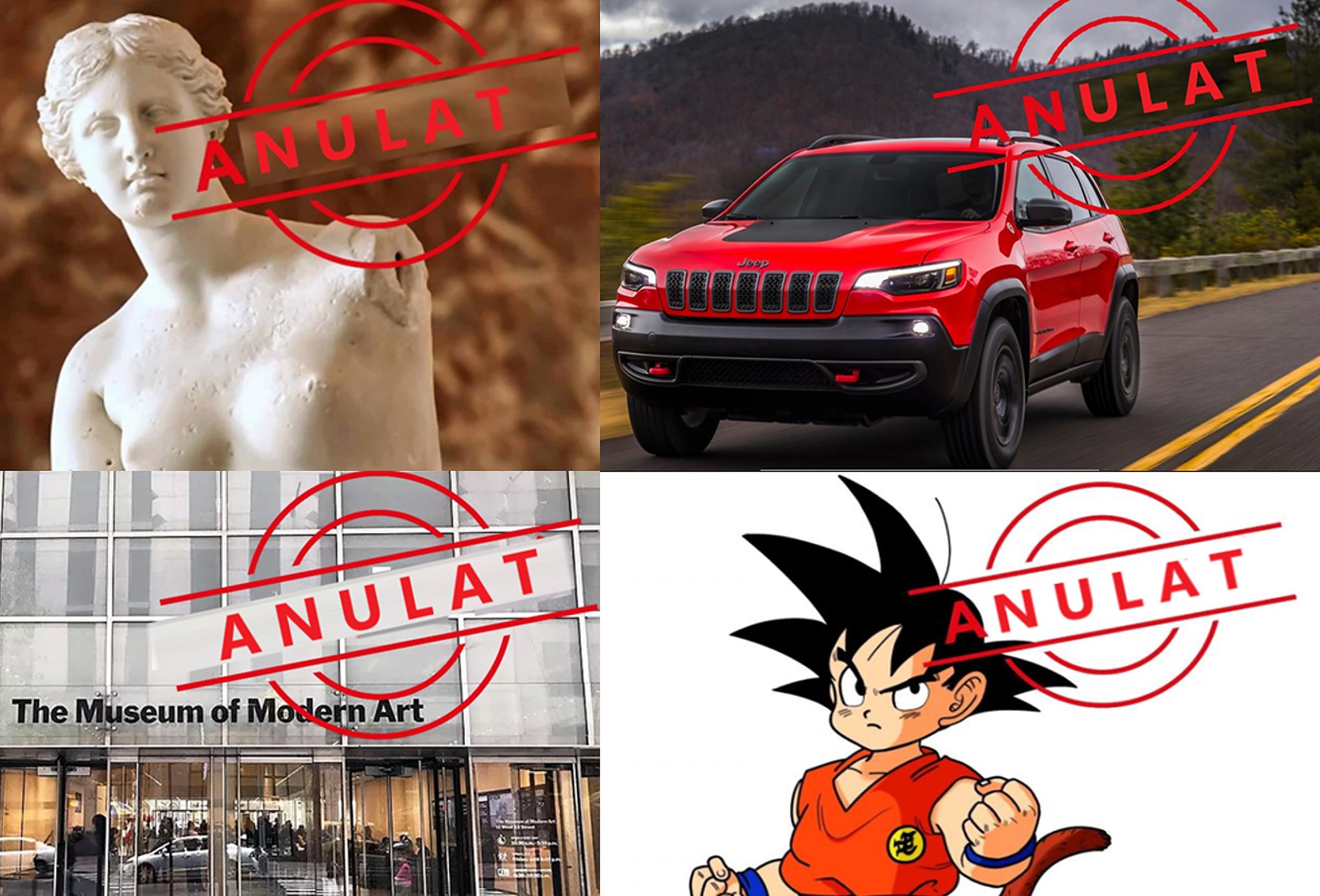 """Lista """"anulaților"""" lunii aprilie. Valori ale antichității, seriale de animație și muzee, printre victimele """"cancel culture"""""""