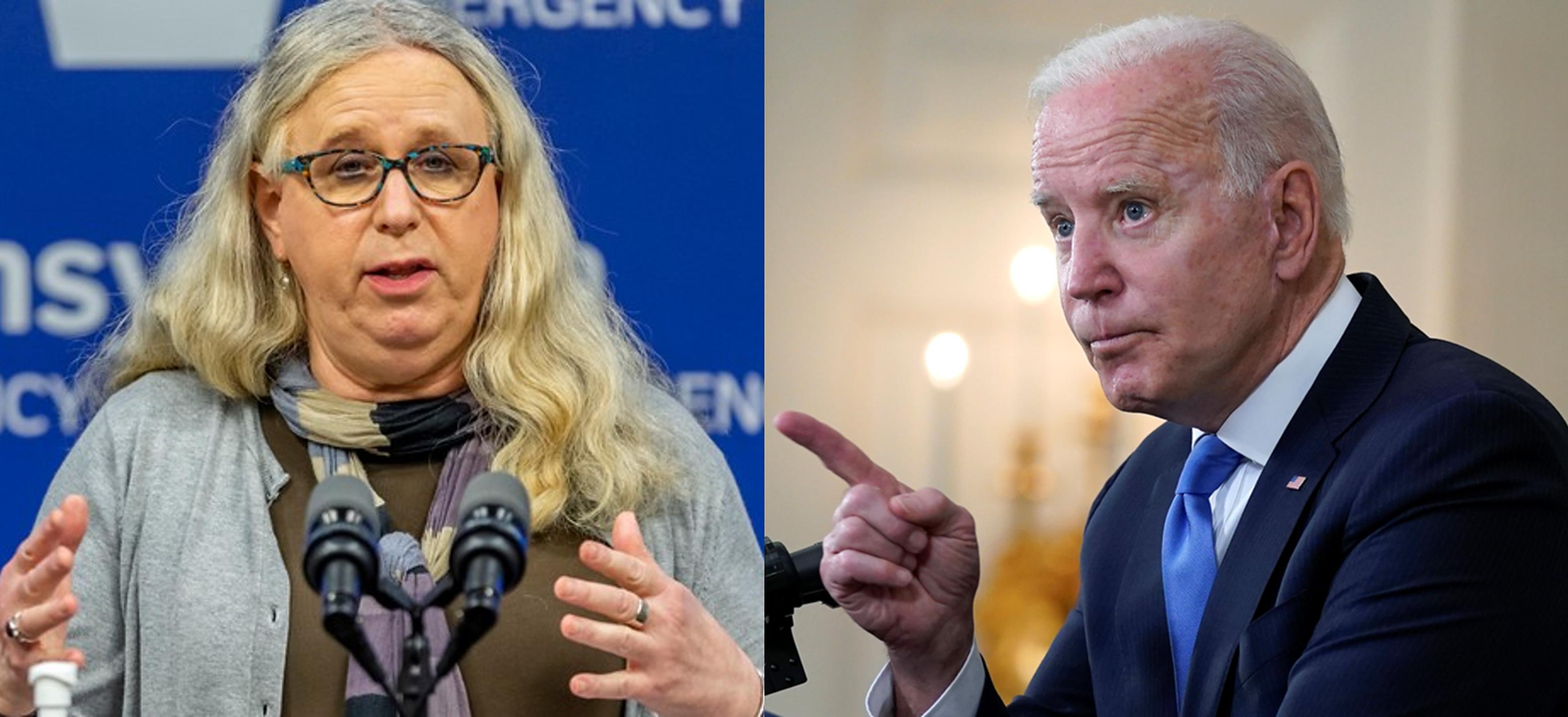 Joe Biden anulează decizia lui Trump și forțează spitalele să ofere proceduri de schimbare de sex