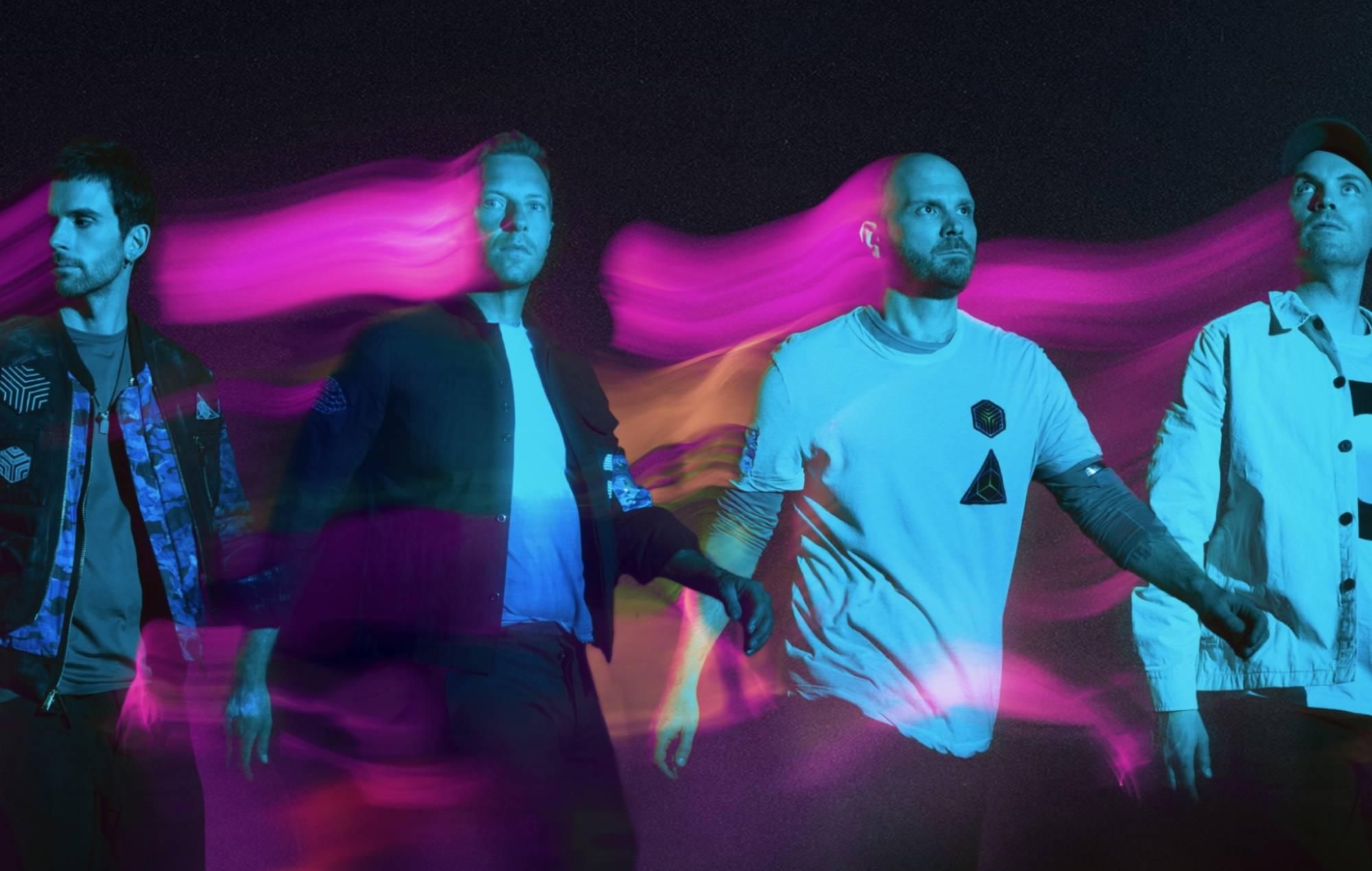 Noua piesă Coldplay e din altă dimensiune. La propriu