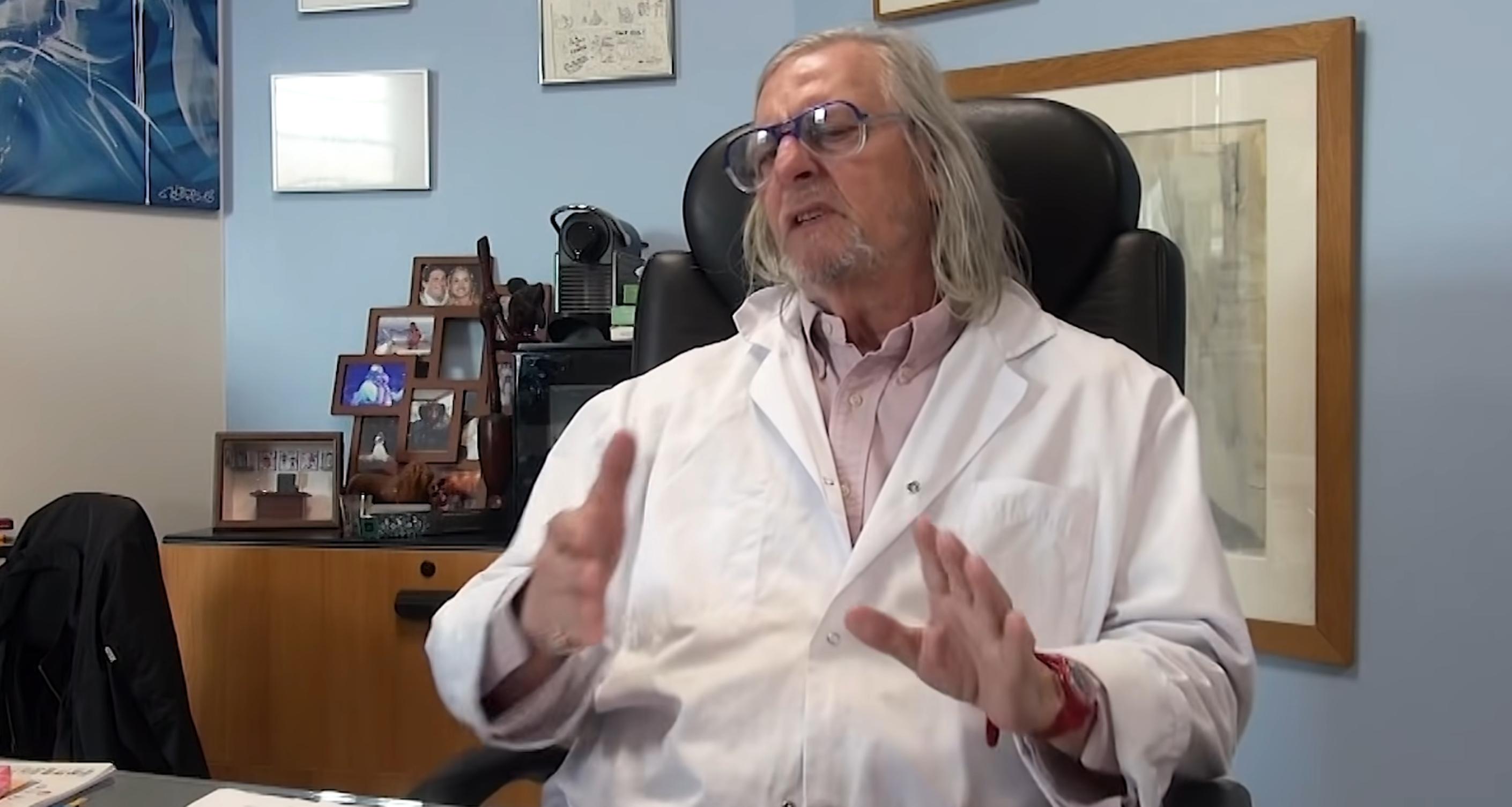 """Didier Raoult consideră că vaccinurile nu oferă o protecție semnificativă. """"Suntem la aproximativ 50%"""""""