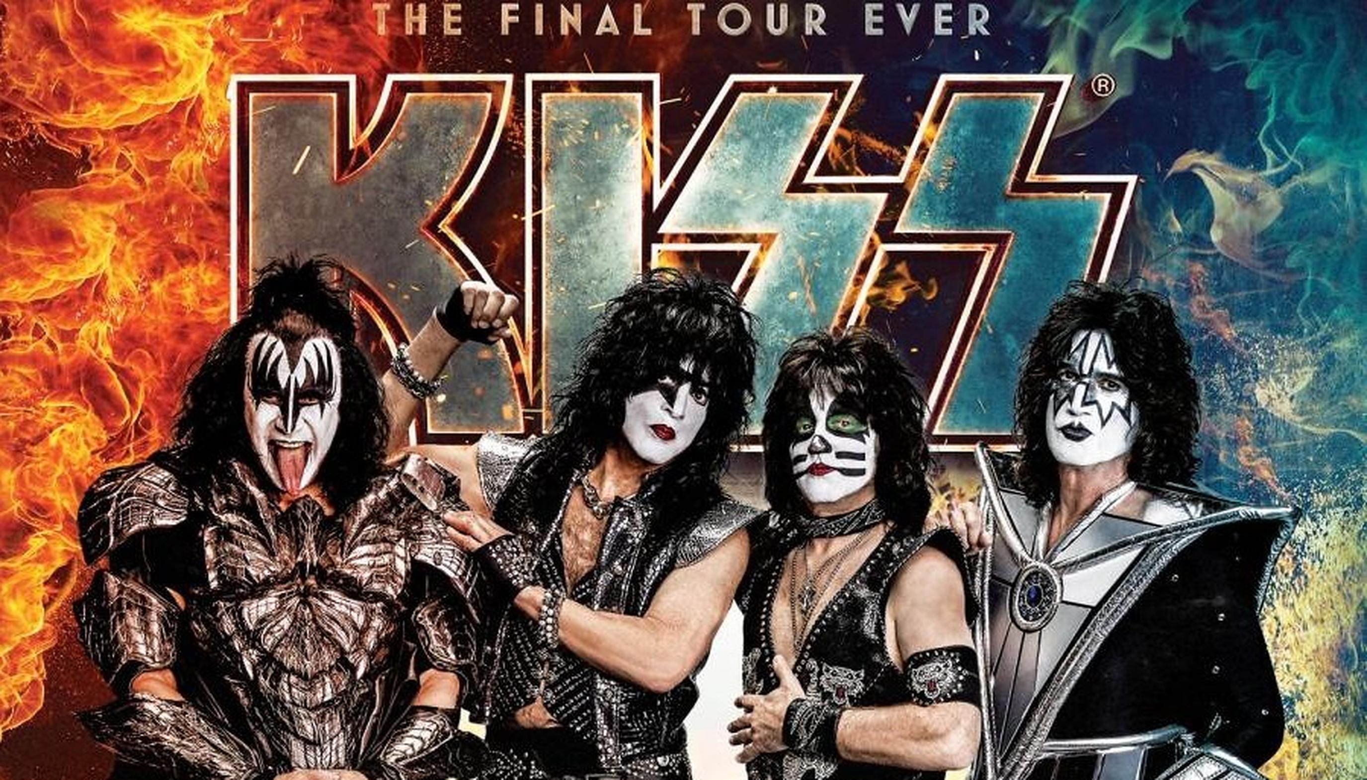 Concert de adio al rockerilor de la KISS la București, vara viitoare