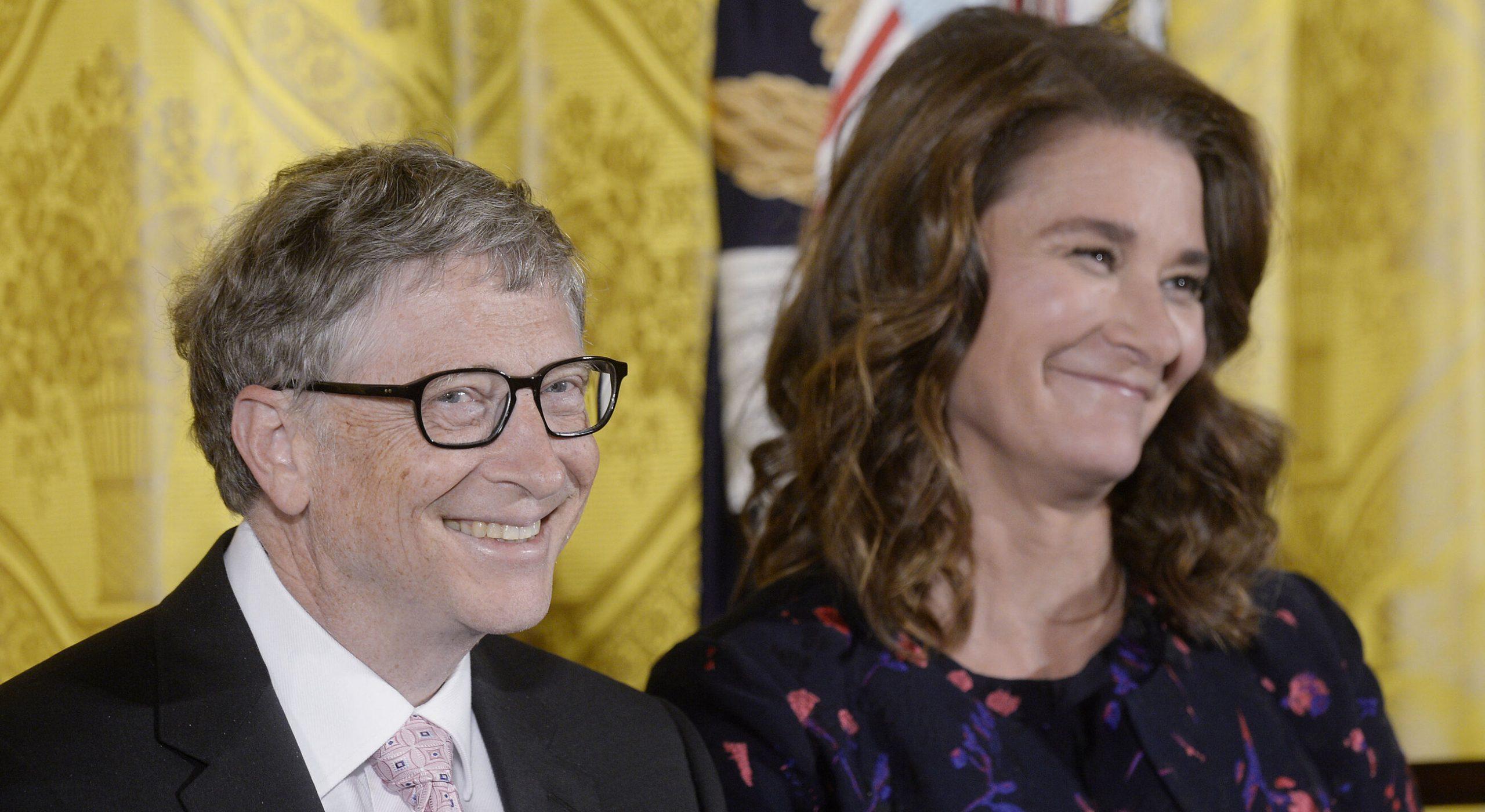"""Bill și Melinda Gates divorțează, după 27 de ani de căsnicie. """"Nu mai putem evolua din perspectiva de cuplu"""""""
