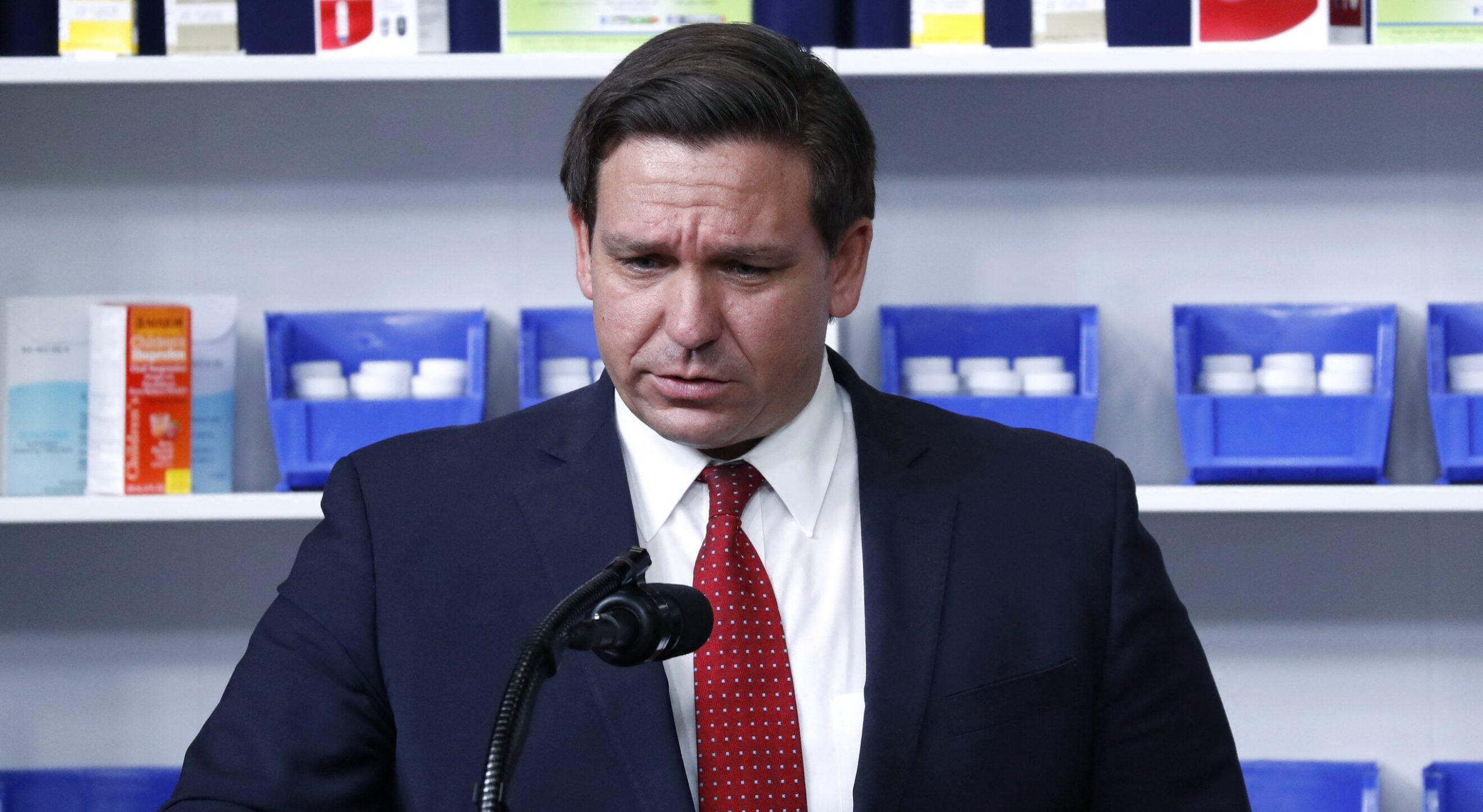 """Guvernatorul din Florida a ridicat toate restricțiile Covid-19. """"Este ceea ce trebuie făcut"""""""