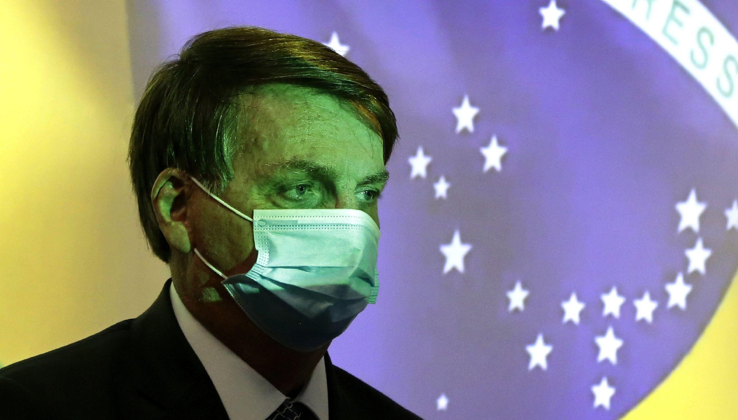 """Președintele Braziliei: China a creat SARS-Cov-2 în laborator, ca armă în războiul chimic. """"PIB-ul cărei țări a crescut cel mai mult?"""""""