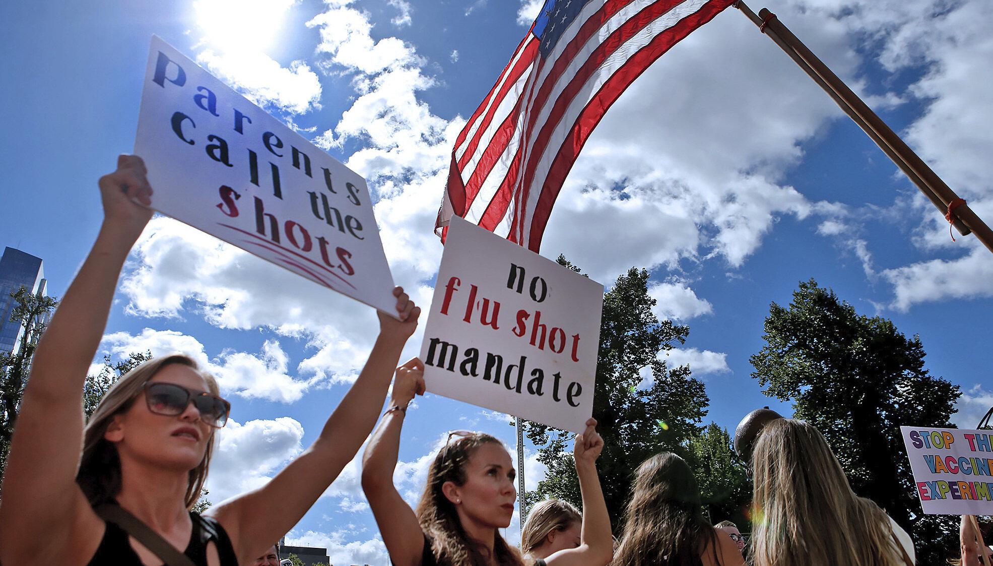 Informațiile nefondate conform cărora serul anti-Covid provoacă infertilitate afectează campania de vaccinare din SUA