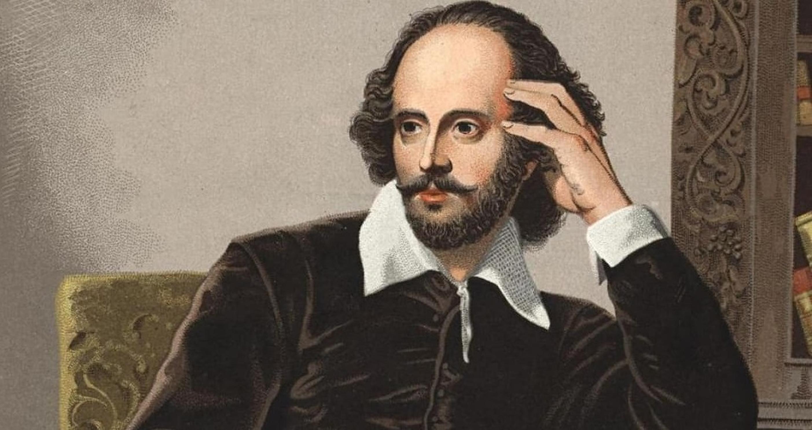 O prezentatoare TV din Argentina anunță că a murit dramaturgul William Shakespeare, pe care l-a confundat cu primul bărbat vaccinat anti-Covid